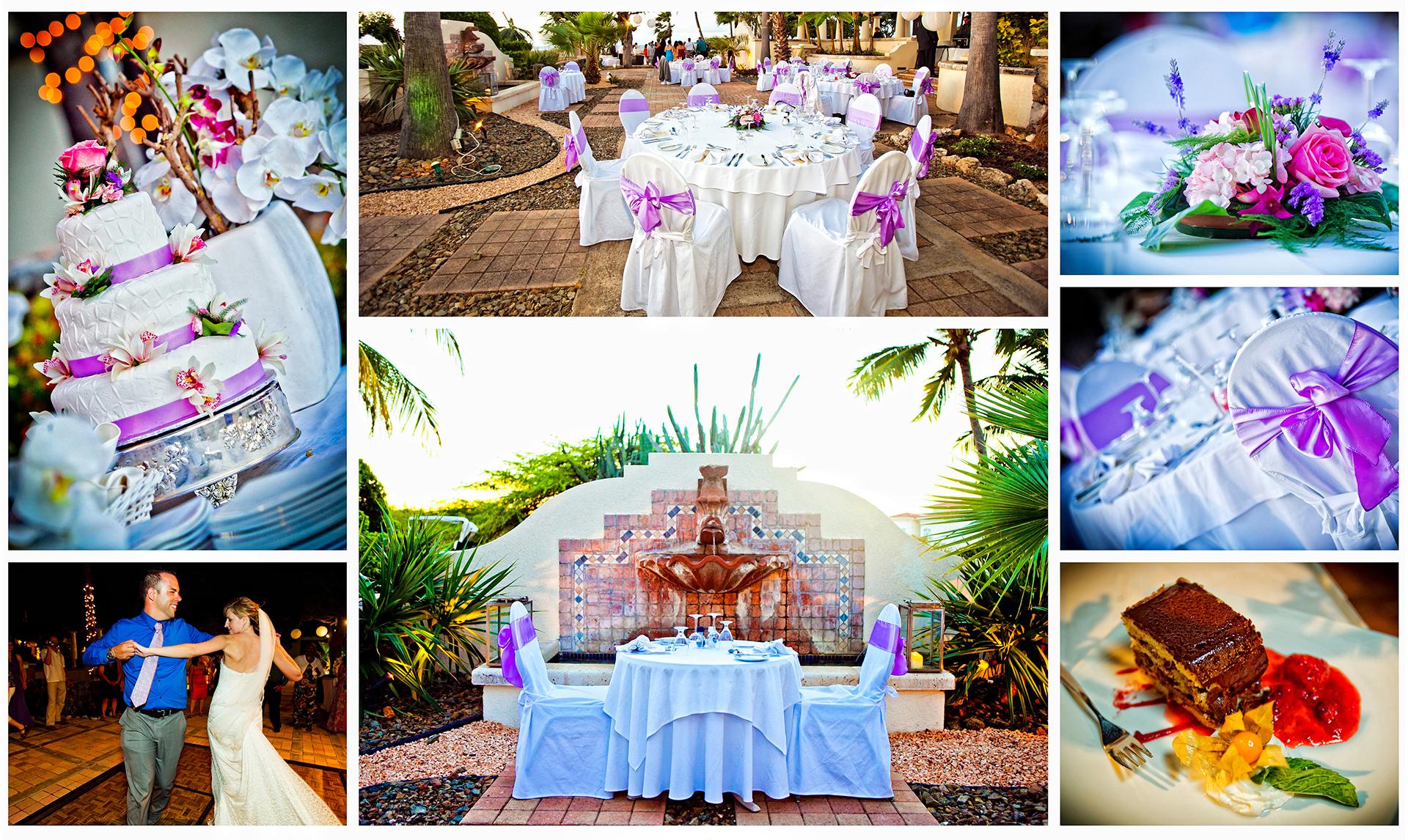 ARUBA PLATINUM WEDDING #09