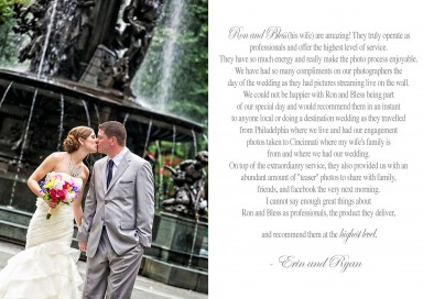 The Center Cincinnati Wedding - Cincinnati Wedding photographer