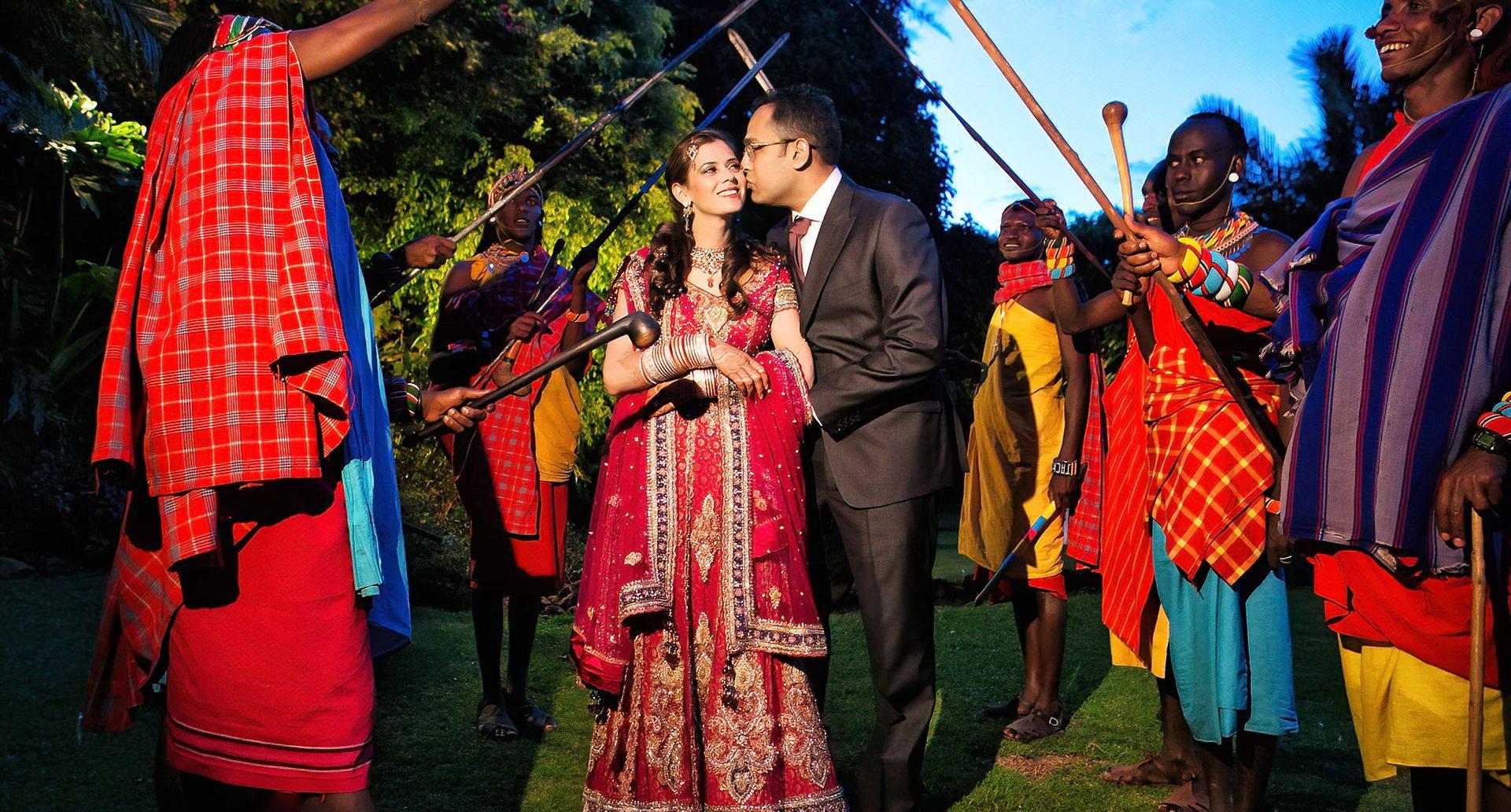 Best Kenya Destination Wedding