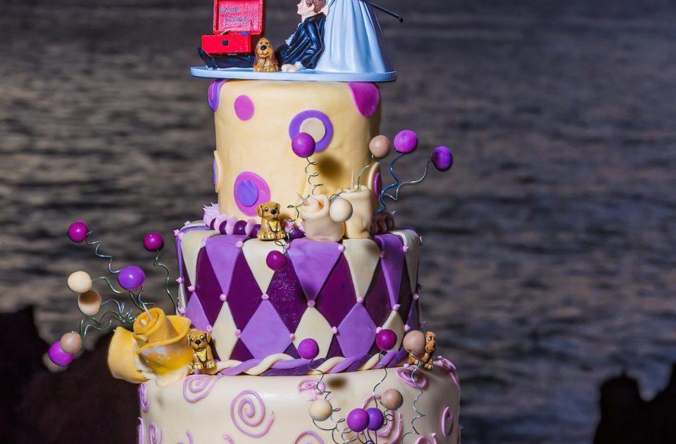Best wedding cake in Hawaii