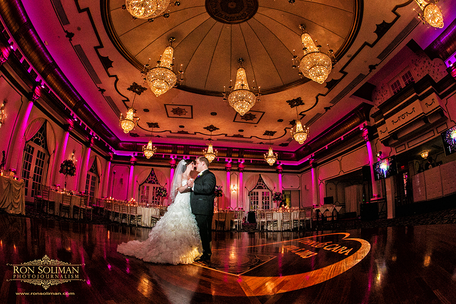 New Jersey Wedding Cara And John Crystal Plaza Livingston Nj