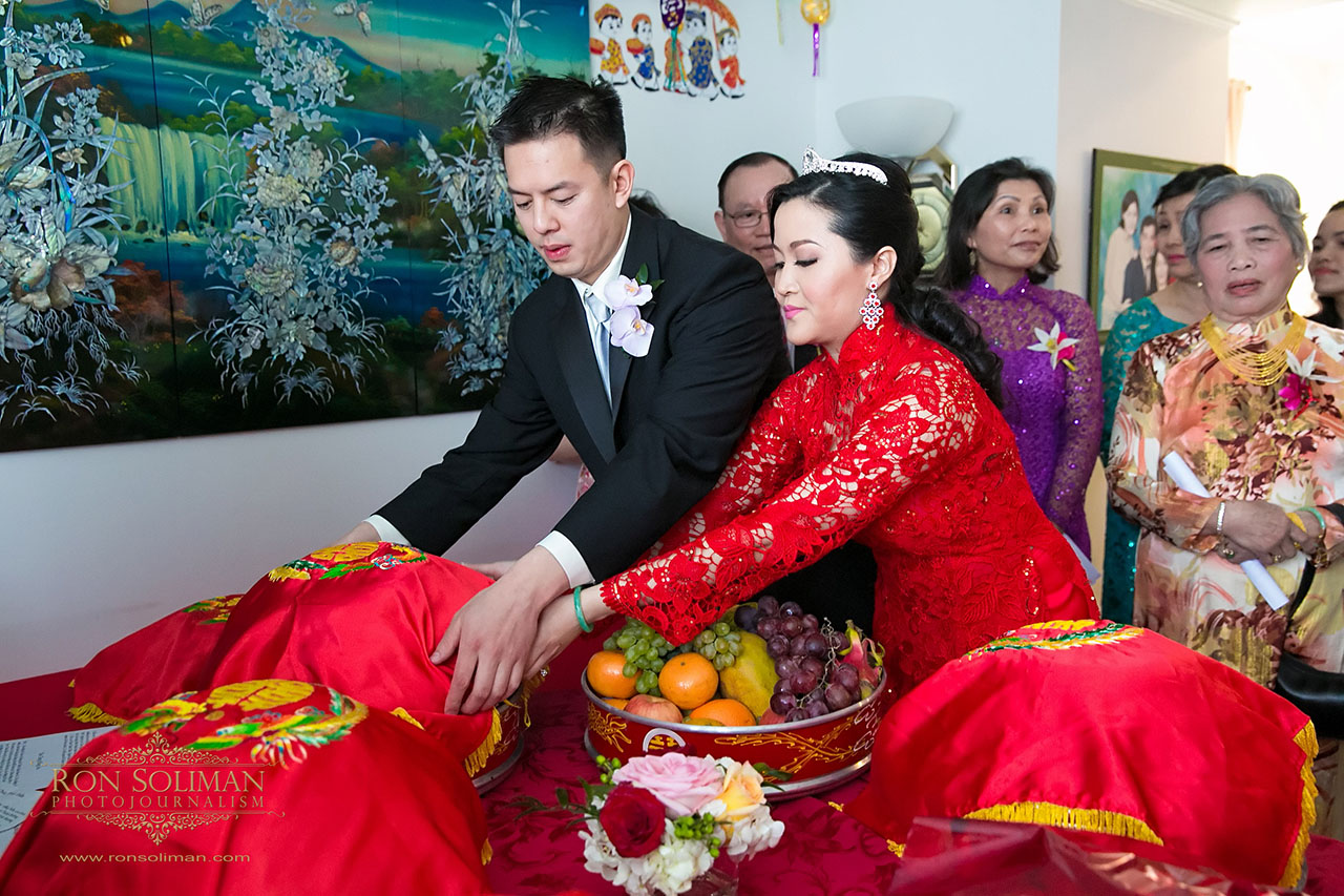 Vietnamese Catholic Wedding