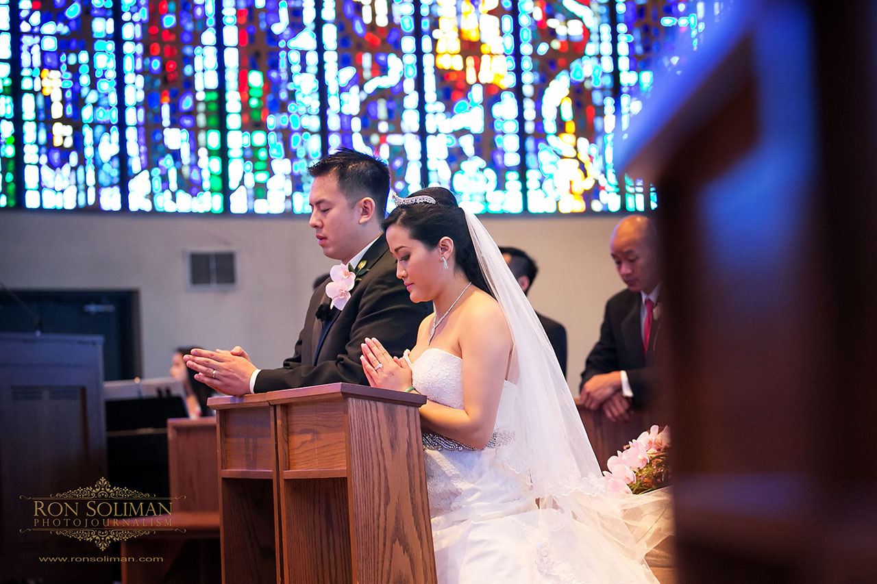 Vietnamese Catholic Wedding