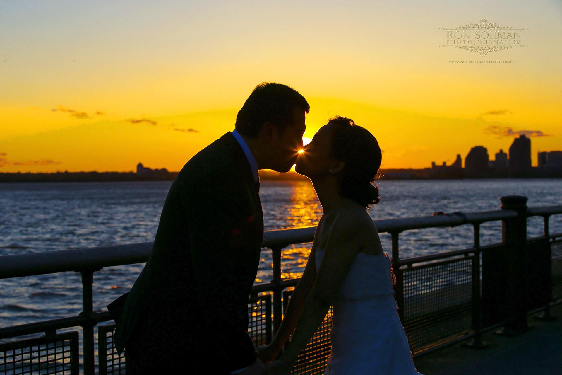 BATTERY PARK WEDDING