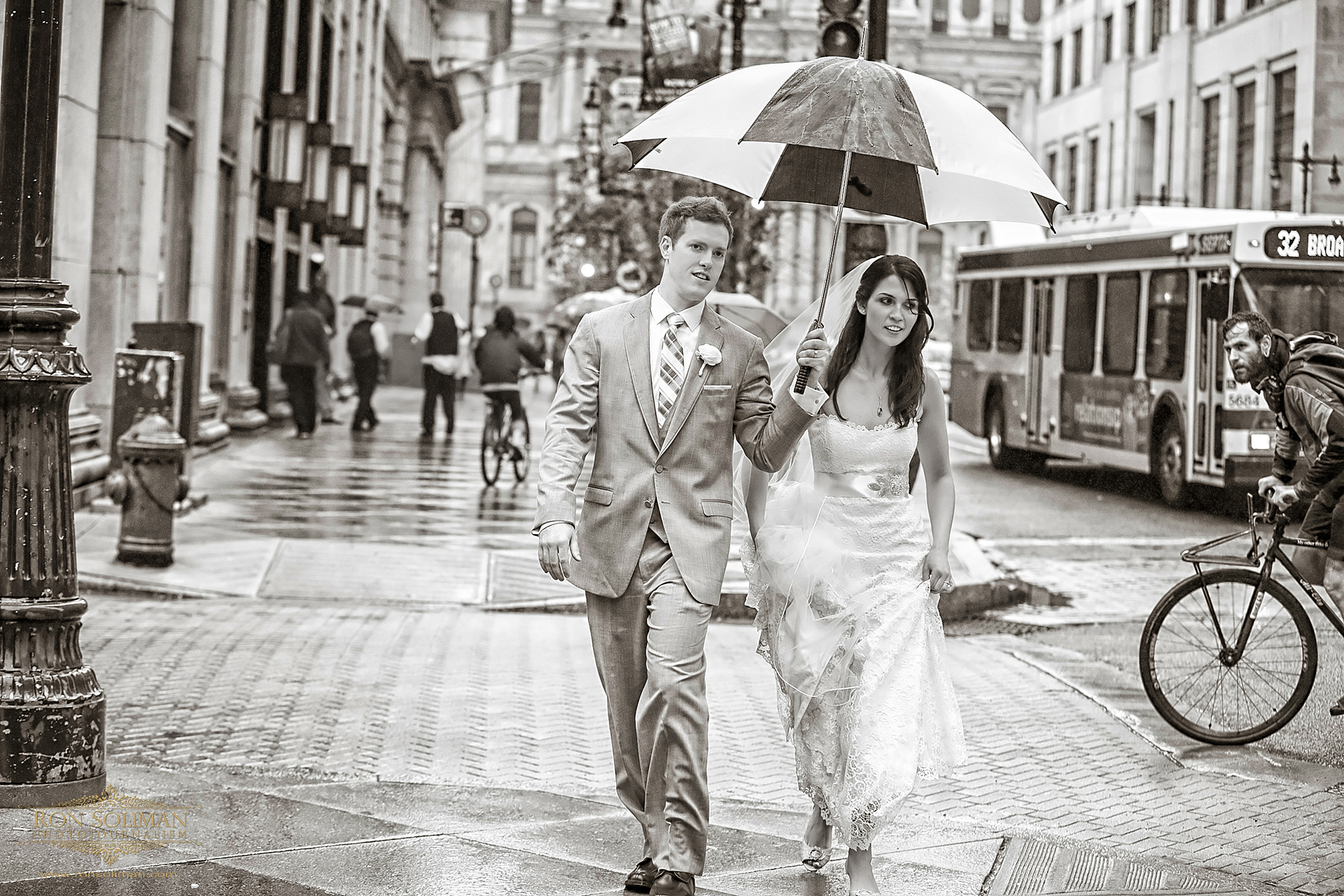 Downtown Club Wedding