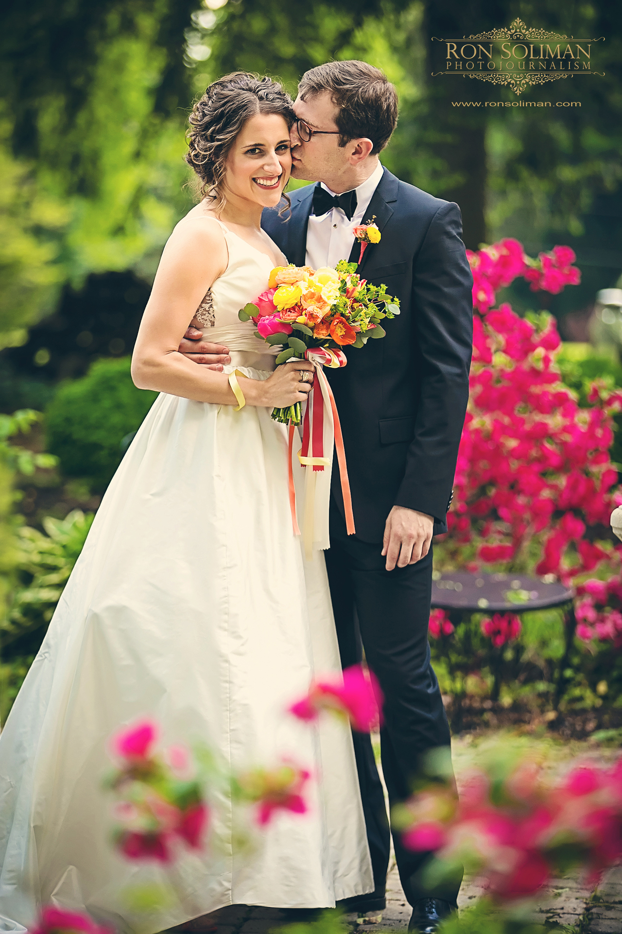 PRATT GARDENS WEDDING