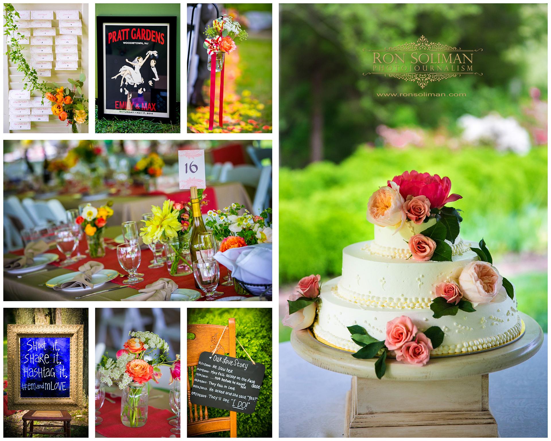 PRATT GARDENS WEDDING