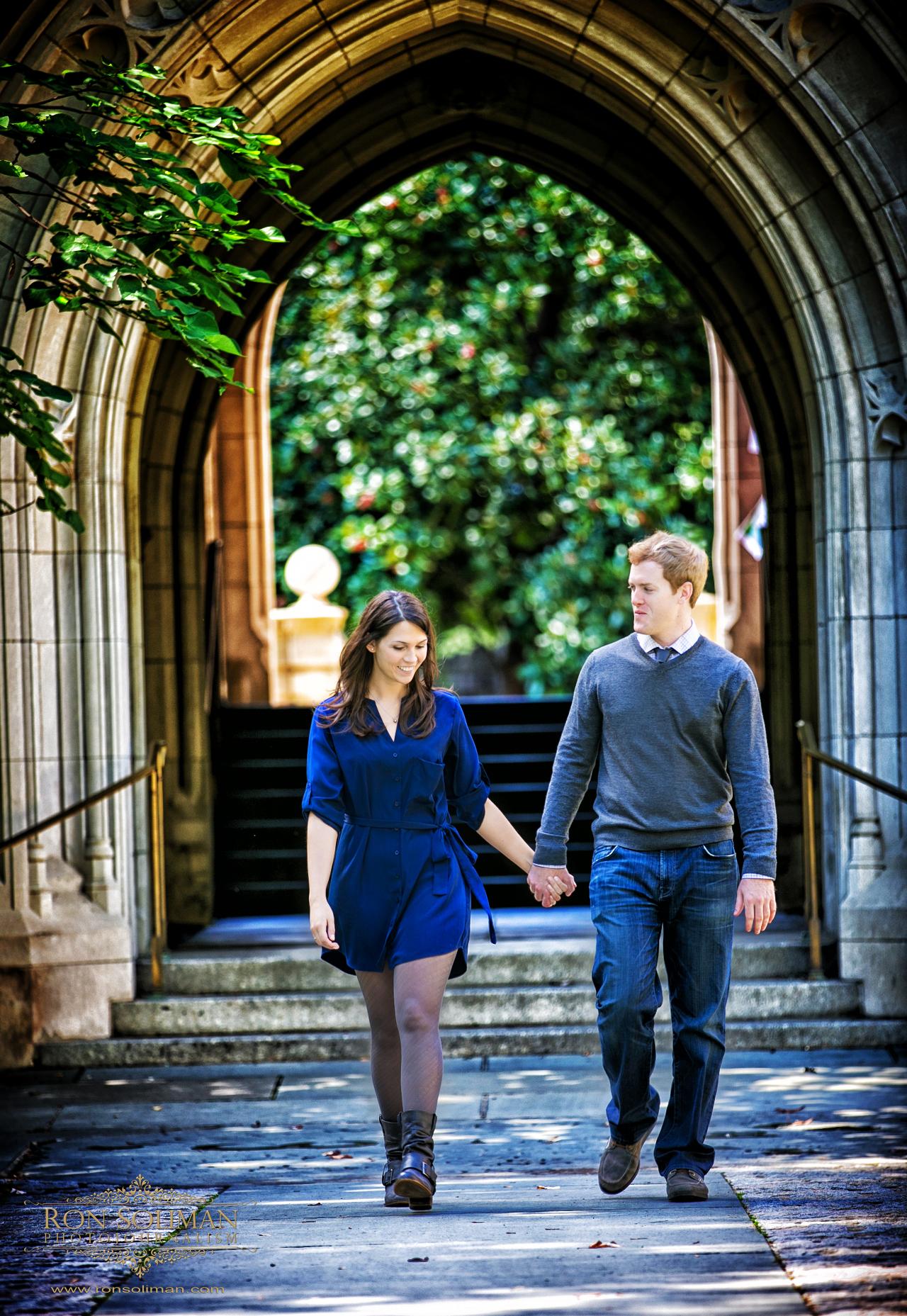 princeton university engagement
