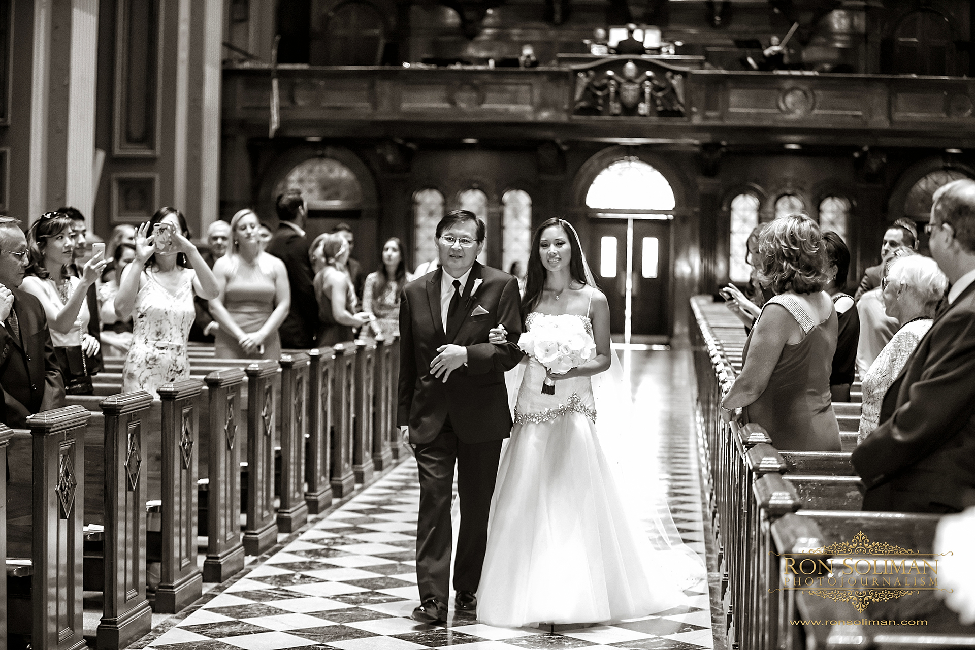 Cathedral Basilica of Sts. Peter and Paul wedding