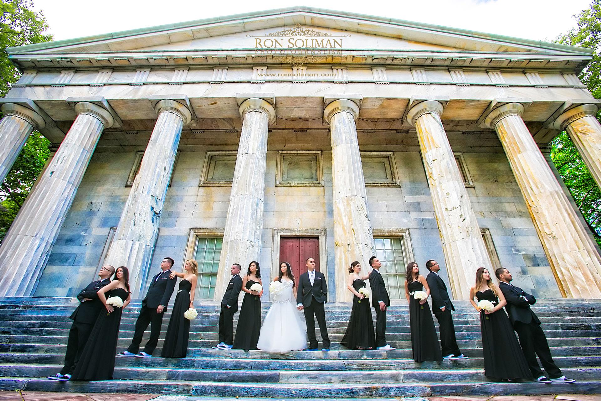 second us bank wedding