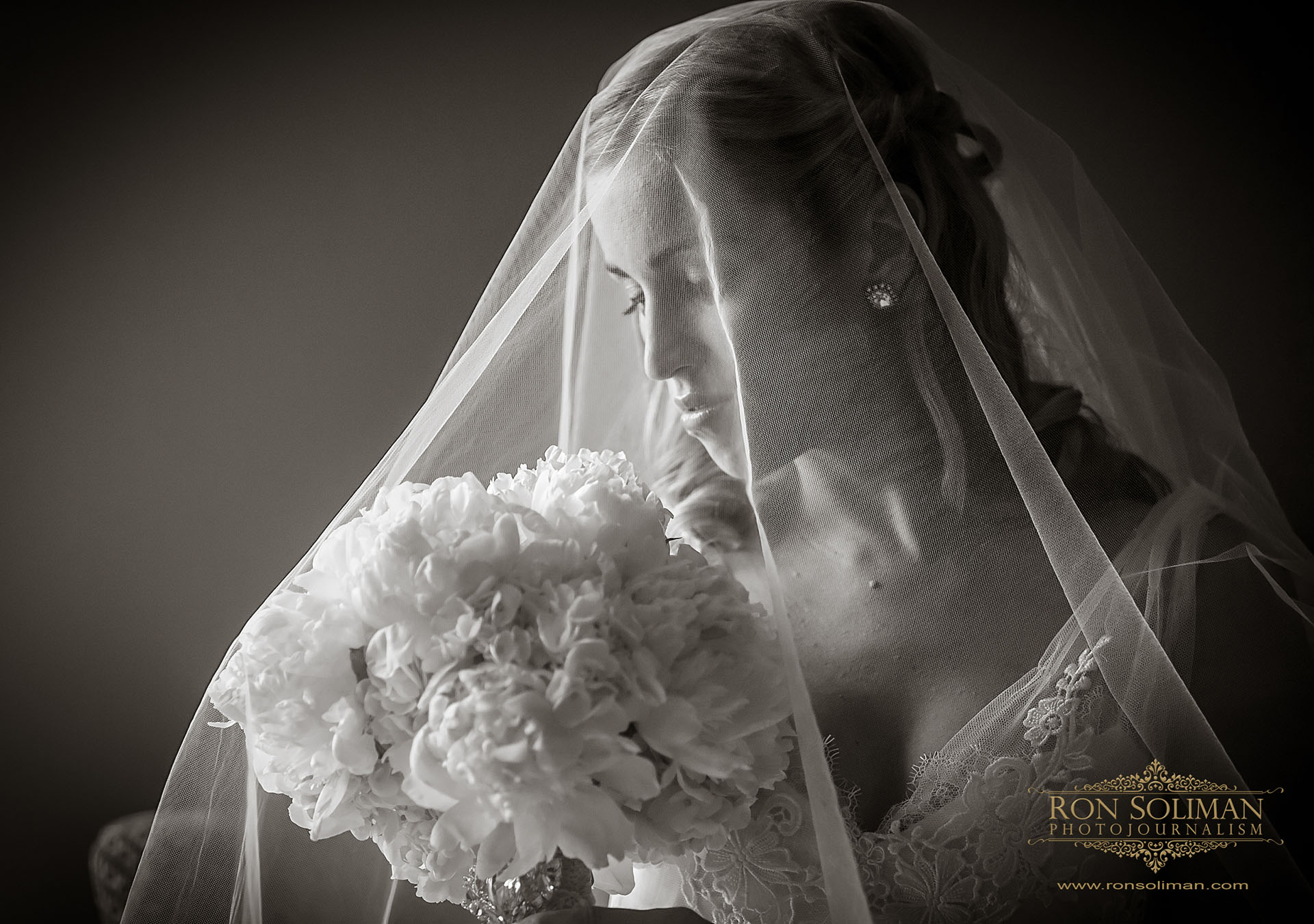 best bride portrait