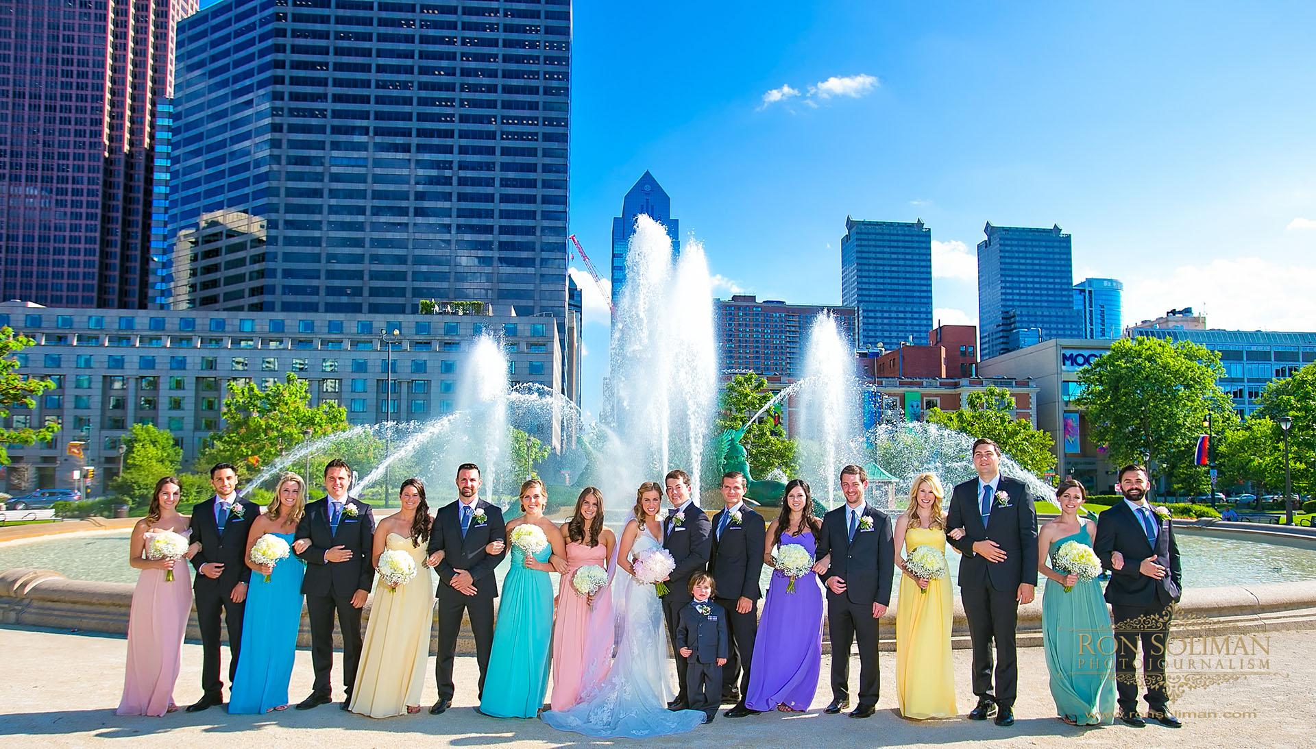 logan fountain wedding