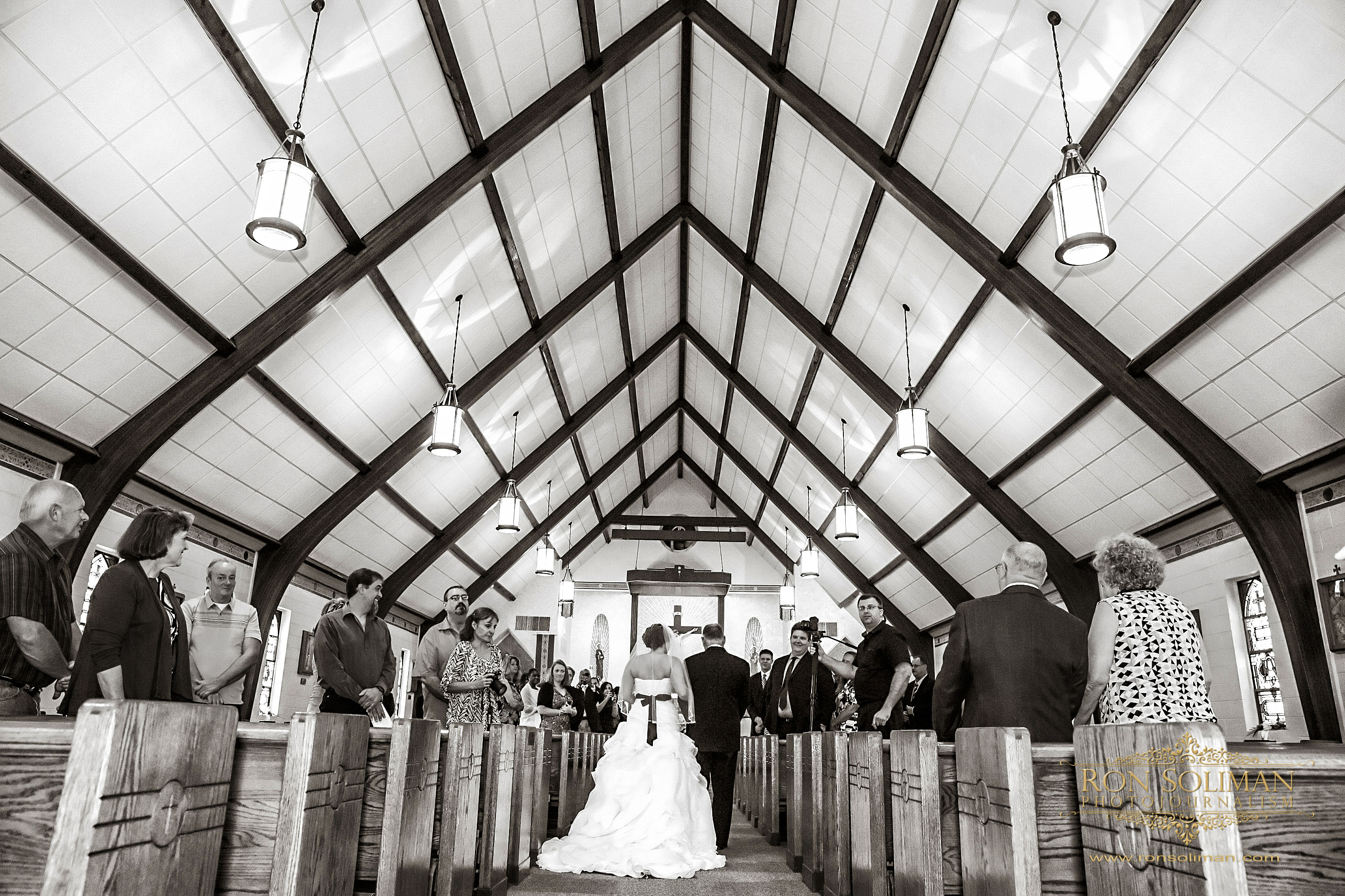 Our Lady of Calvary Philadelphia Wedding