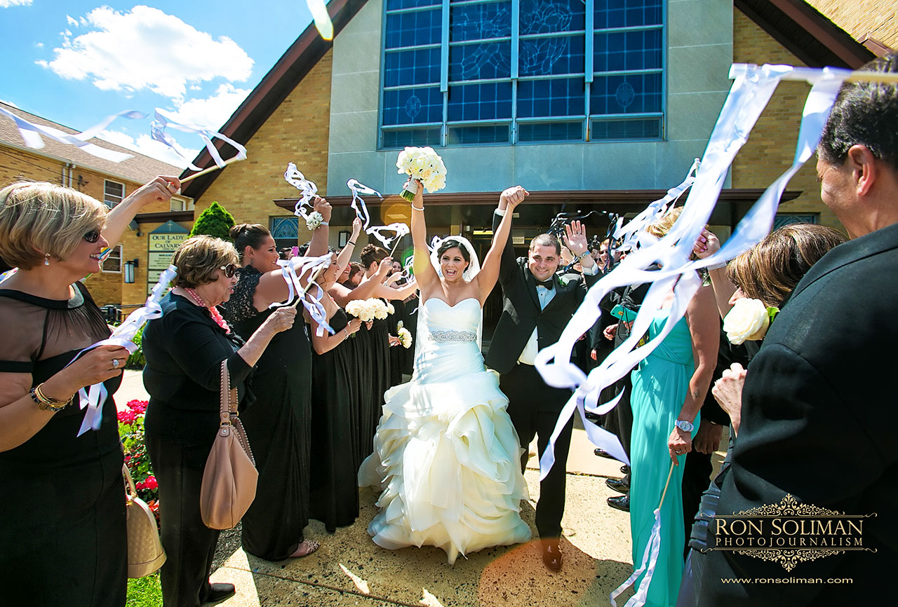 Our Lady of Calvary Philadelphia Wedding