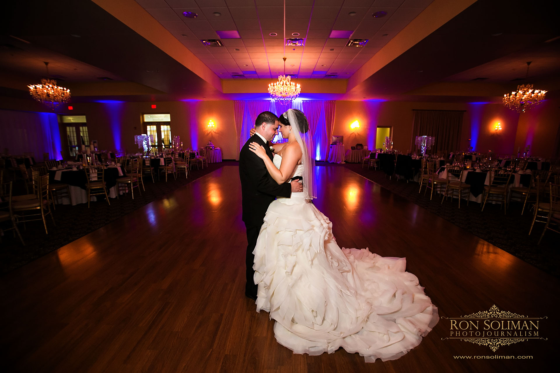 PHILADELPHIA BALROOM WEDDING