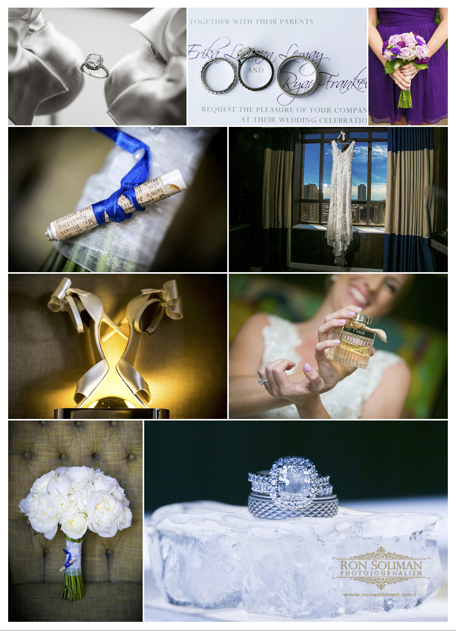Hotel Palomar Philadelphia wedding photos