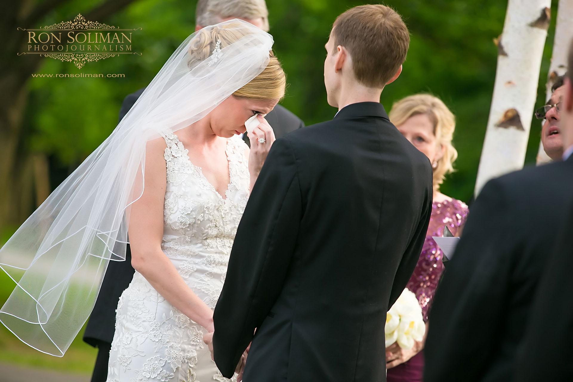 Philadelphia Horticulture Center Wedding