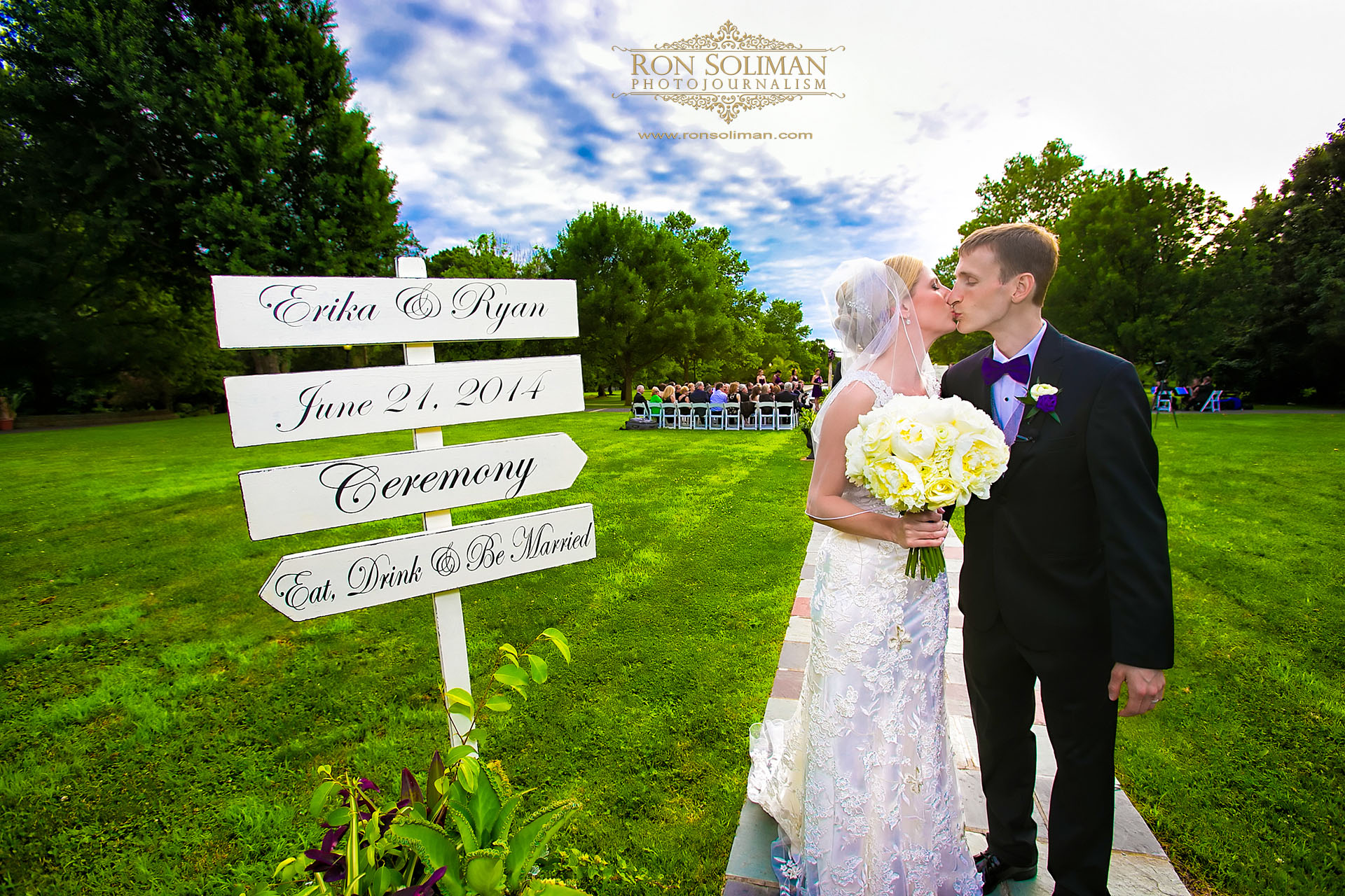 Best wedding signs