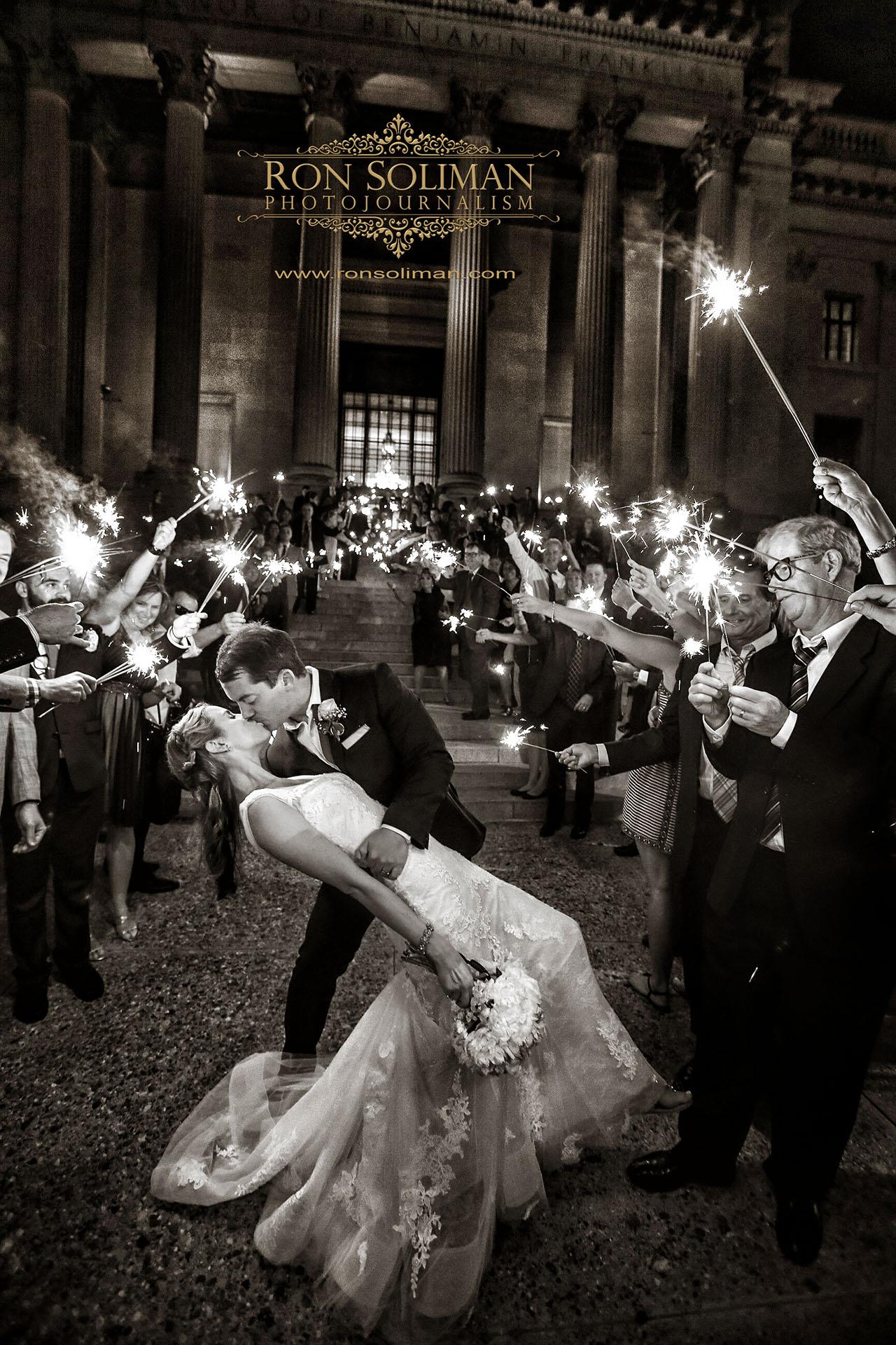 THE FRANKLIN INSTITUTE WEDDING