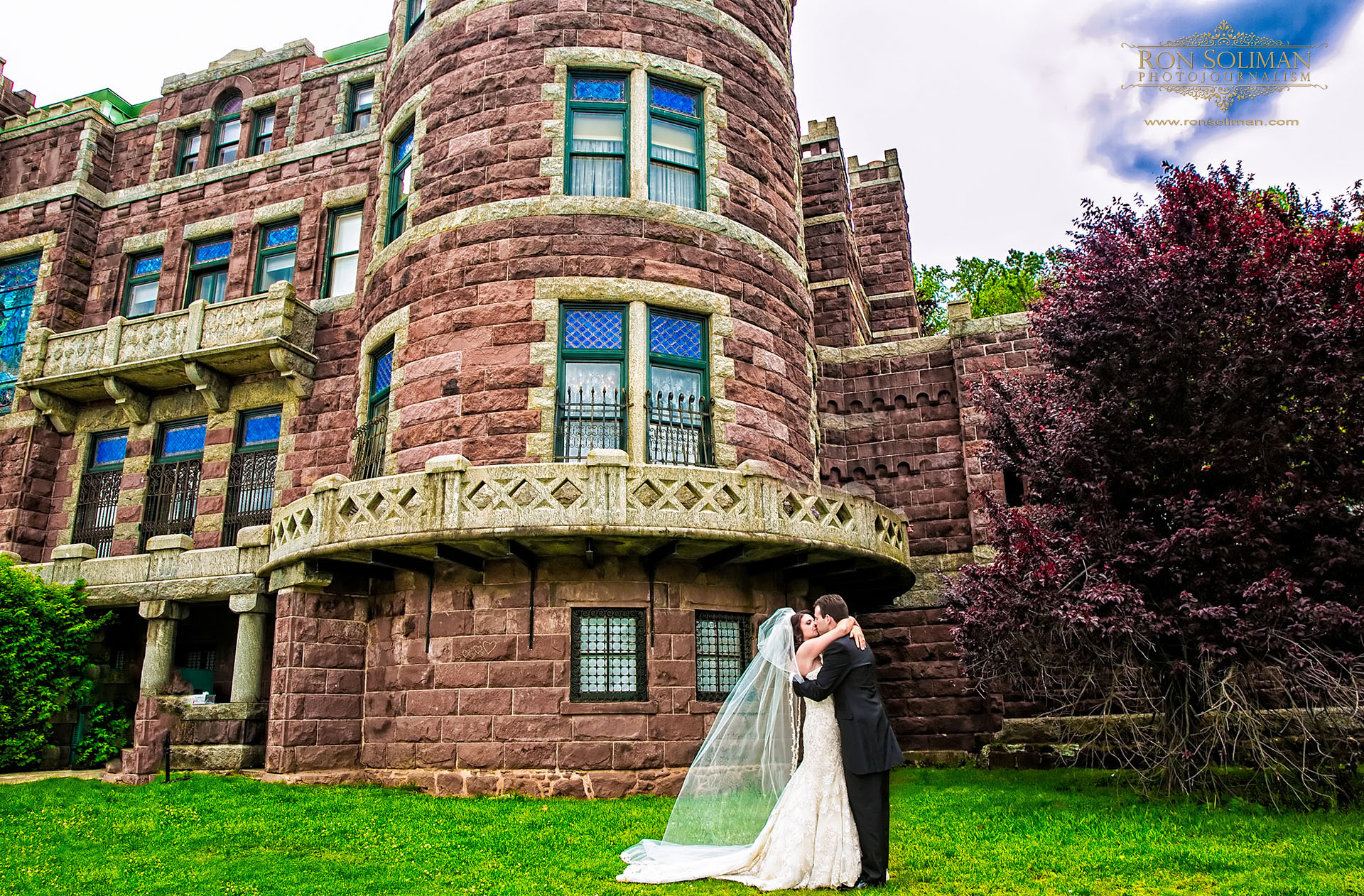 Lambert castle wedding