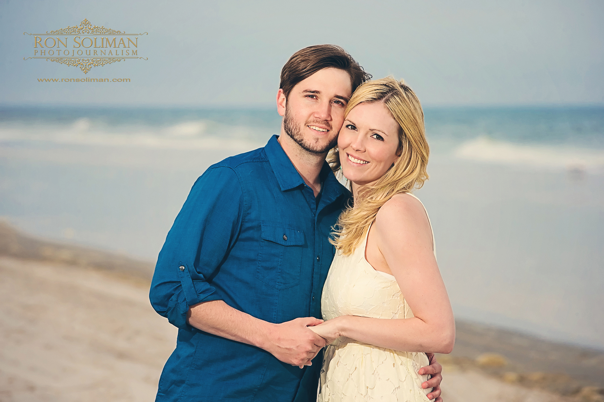 BRIGANTINE BEACH ENGAGEMENT