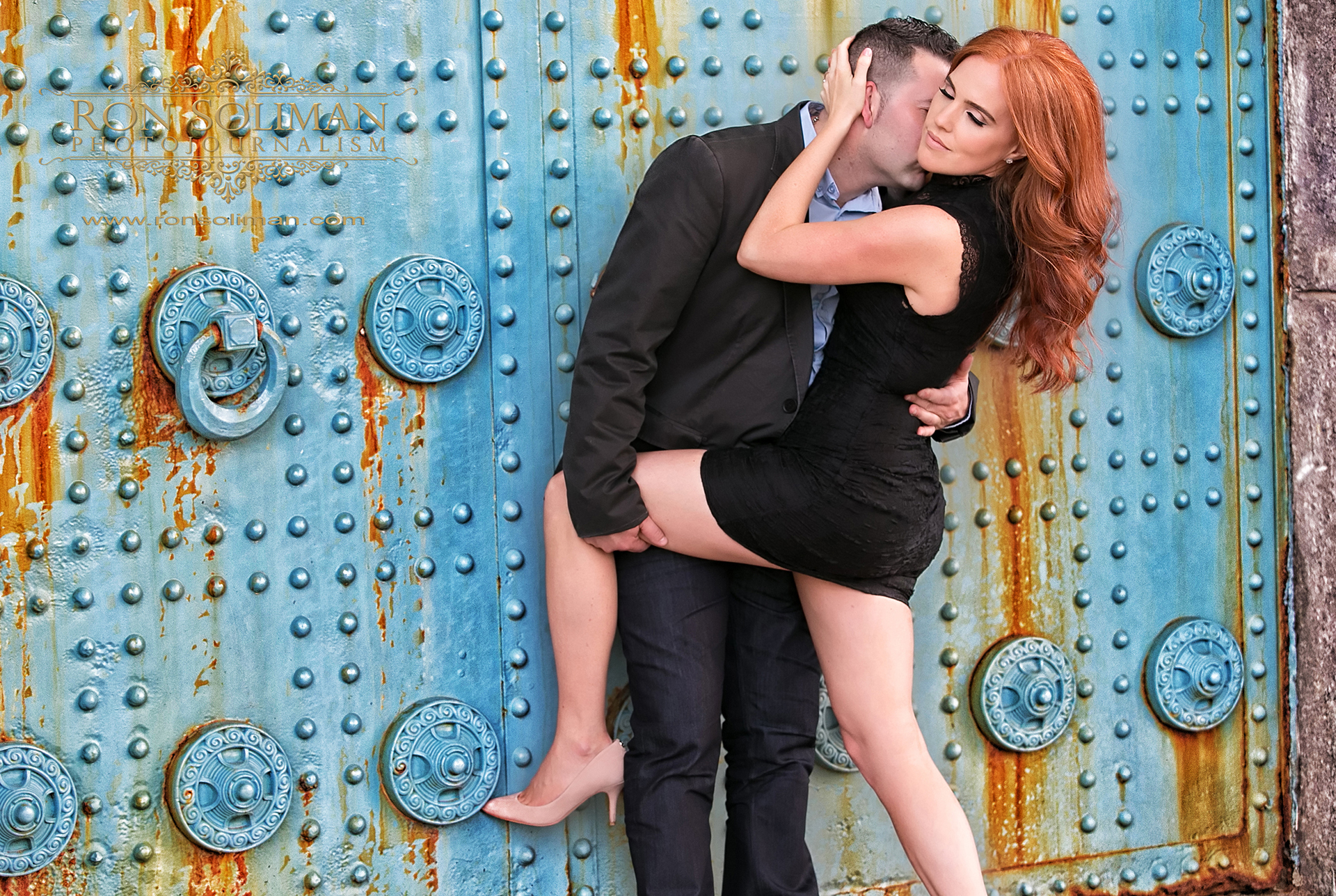 BEN FRANKLIN BRIDGE ENGAGEMENT photo