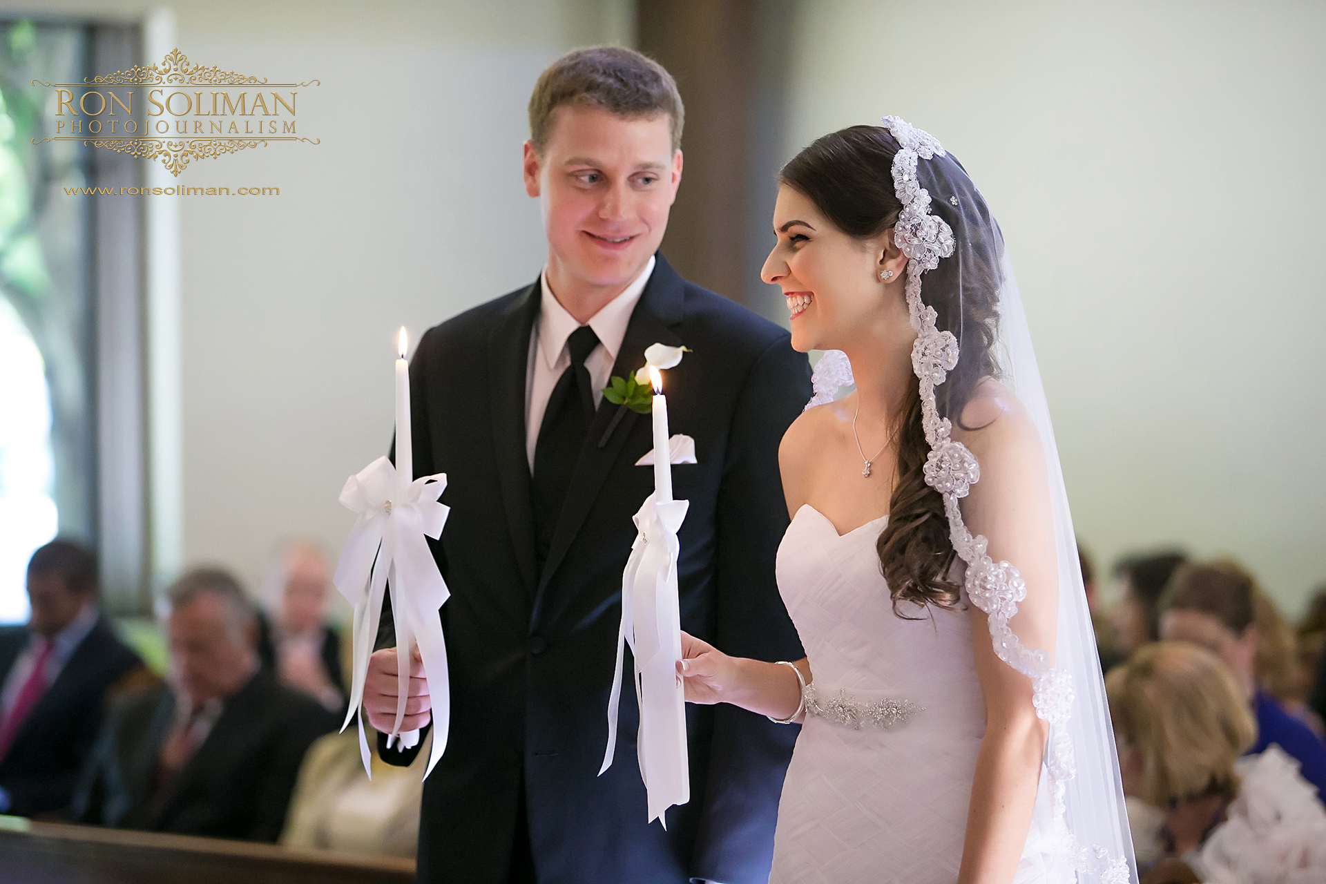 The Greek Orthodox Church Of Saint George wedding