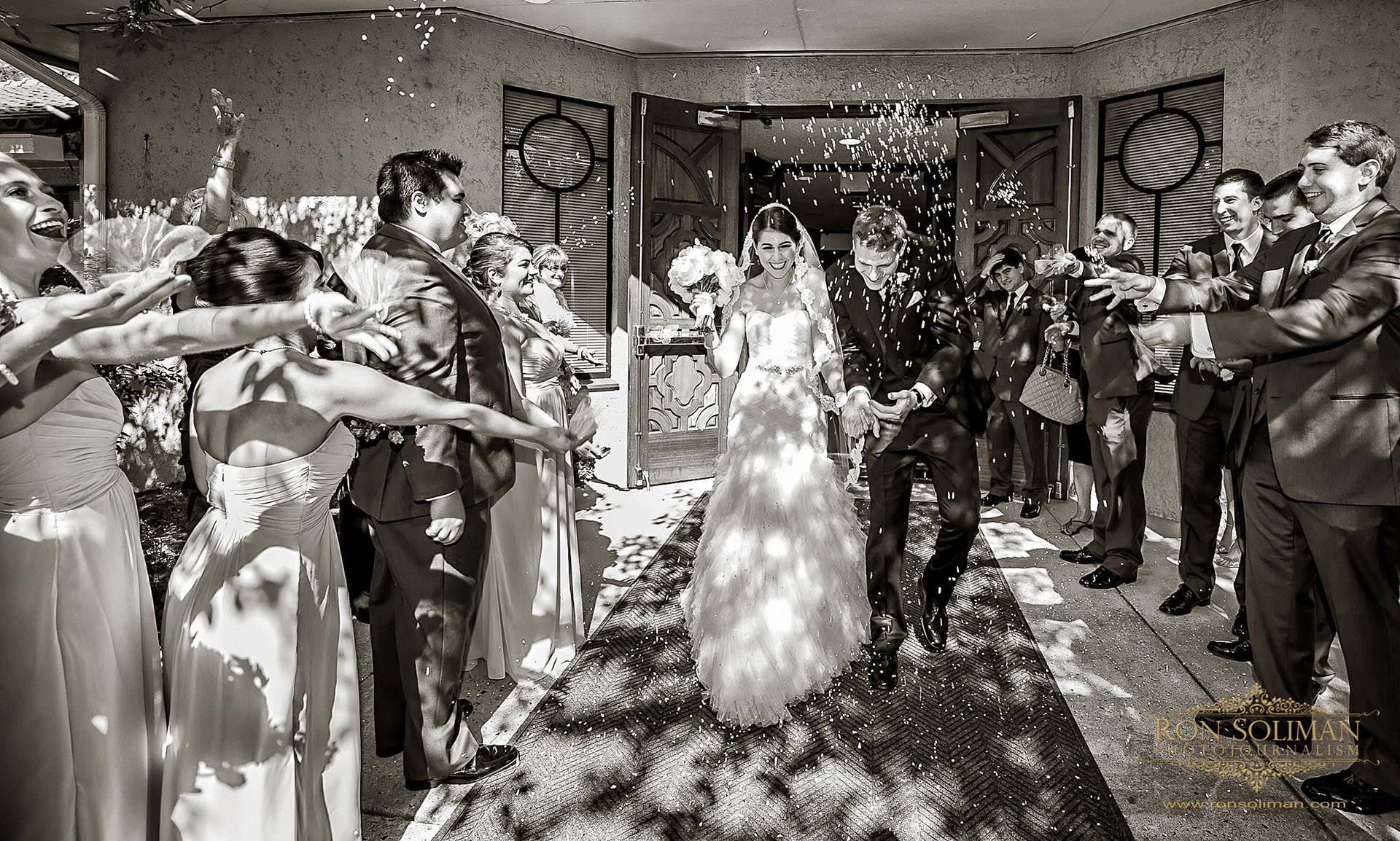 The Greek Orthodox Church Of Saint George wedding