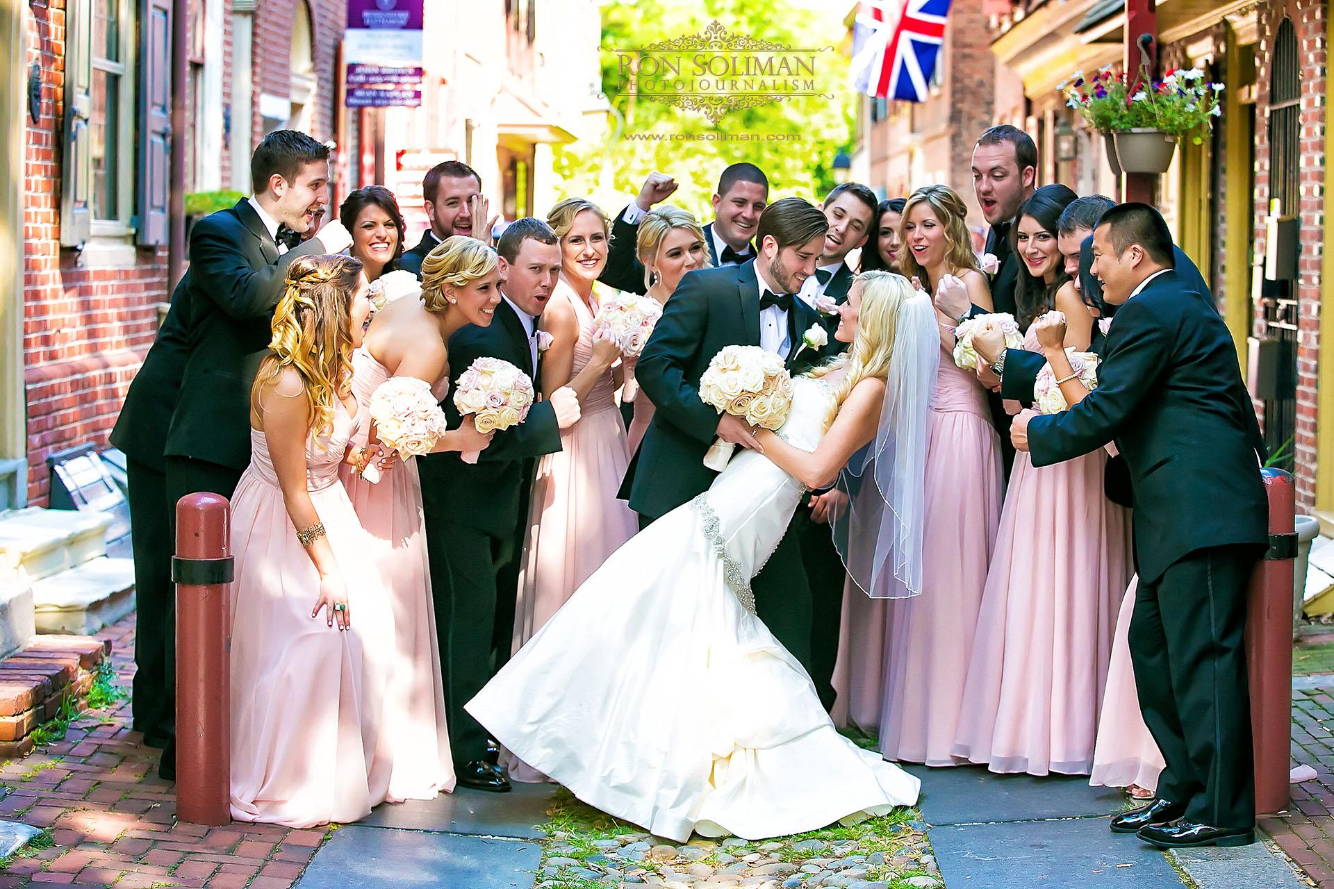 elfreth's alley phiadelphia wedding