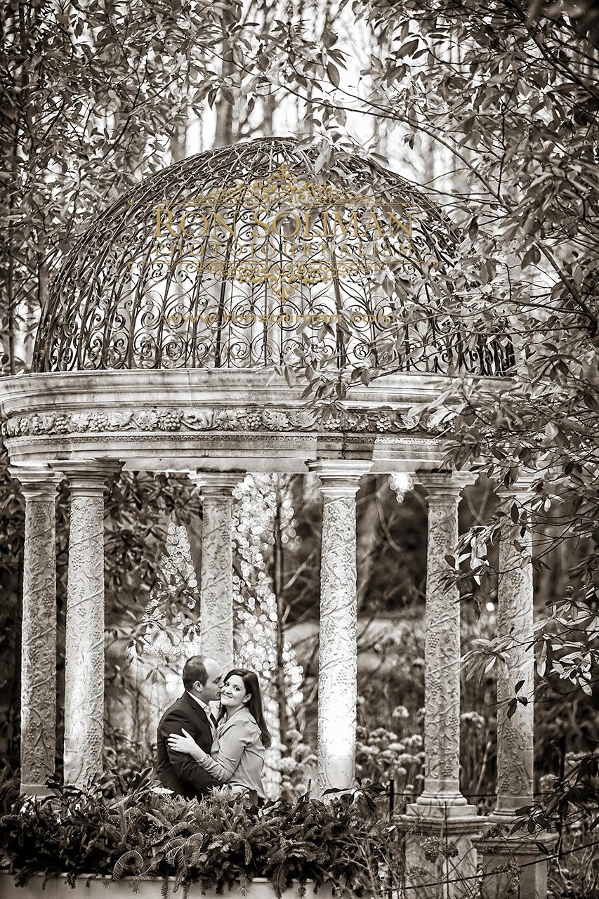 Waterworks wedding ceremony