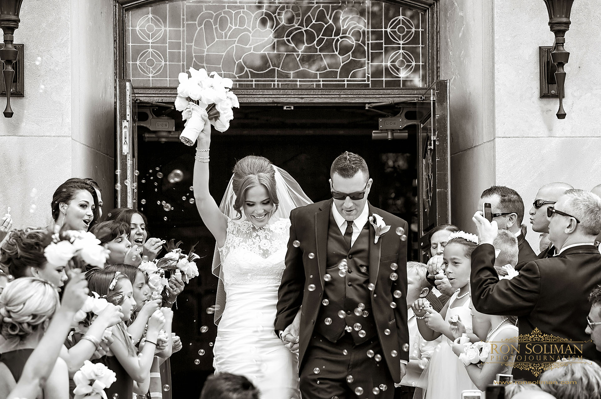 Resurrection of Our Lord Church philadelphia wedding