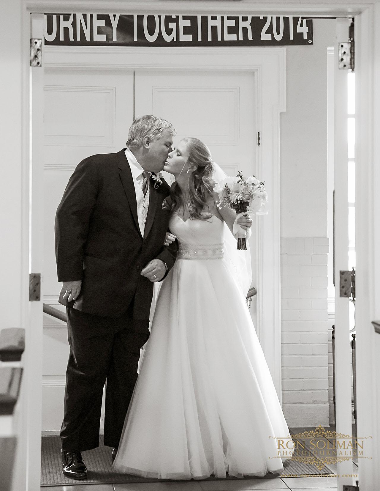 Presbyterian Church of Dover wedding