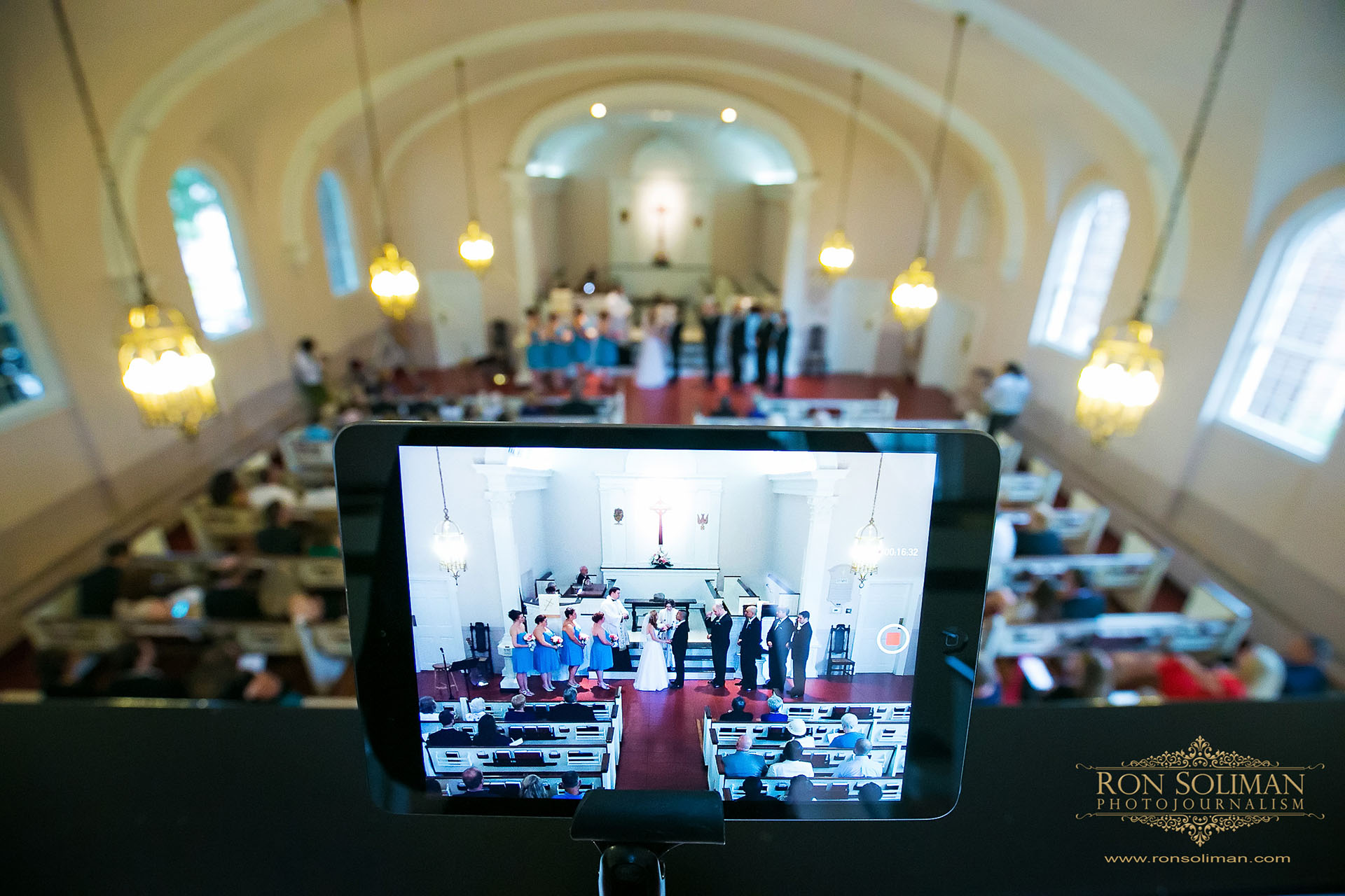 ipad mini wedding