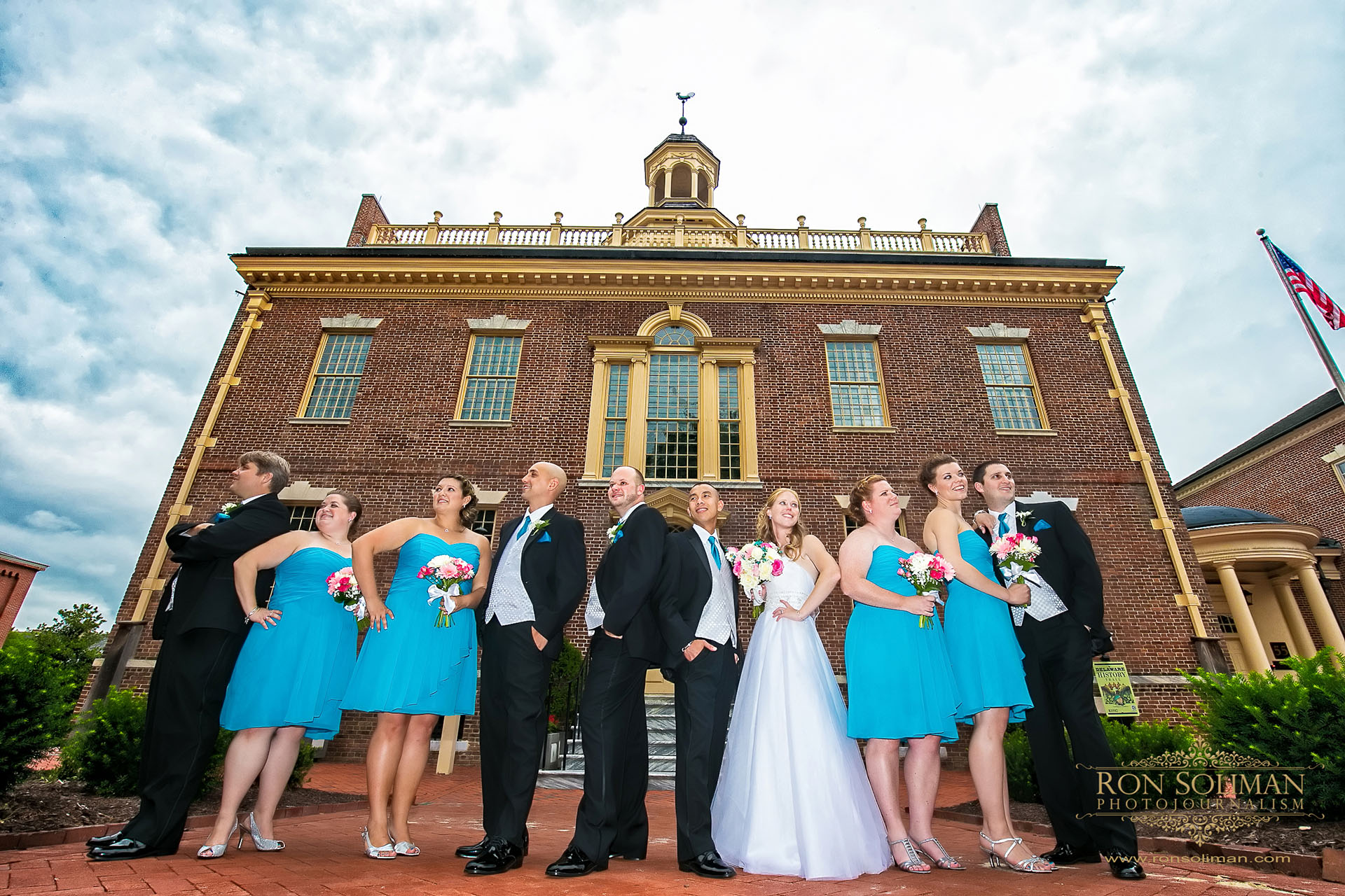 dover legislative green park wedding