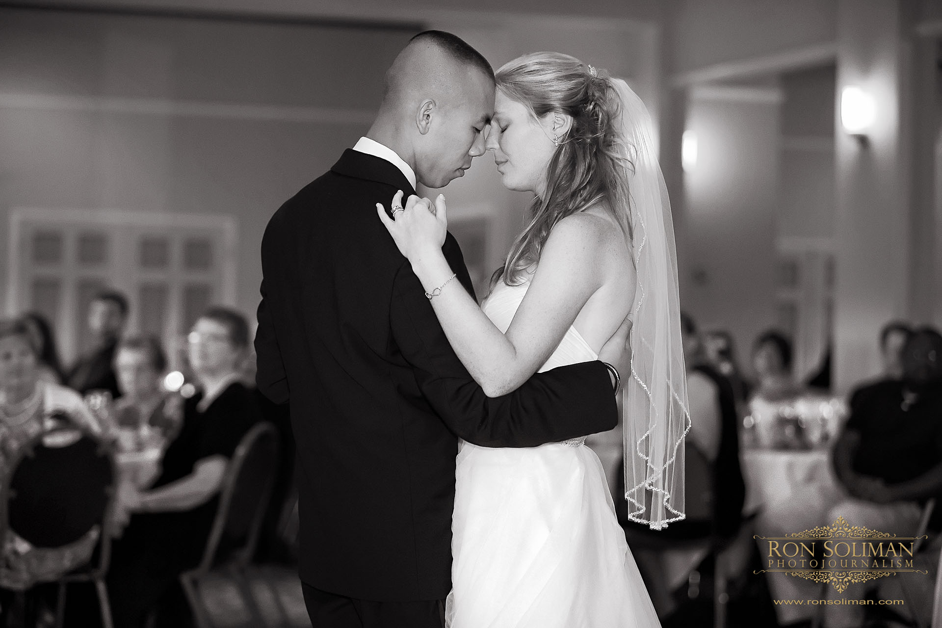 first dance photo