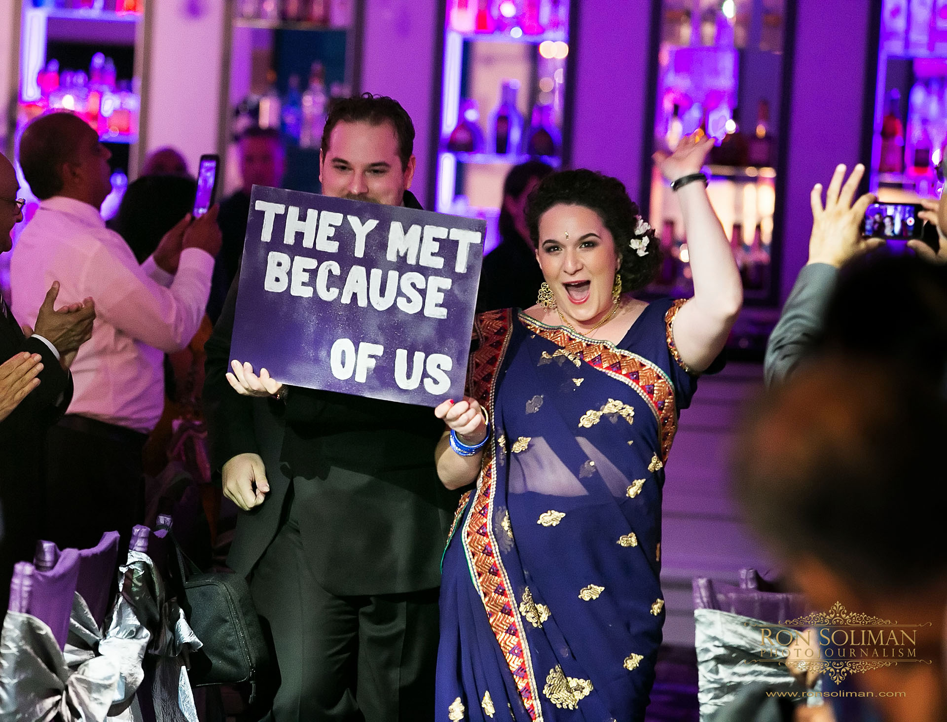 Indian wedding at Vie Philadelphia