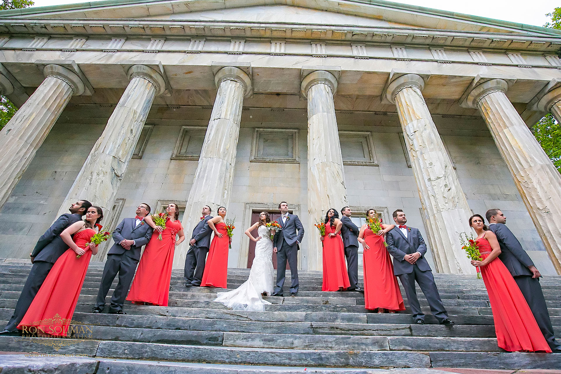 second us bank wedding photos
