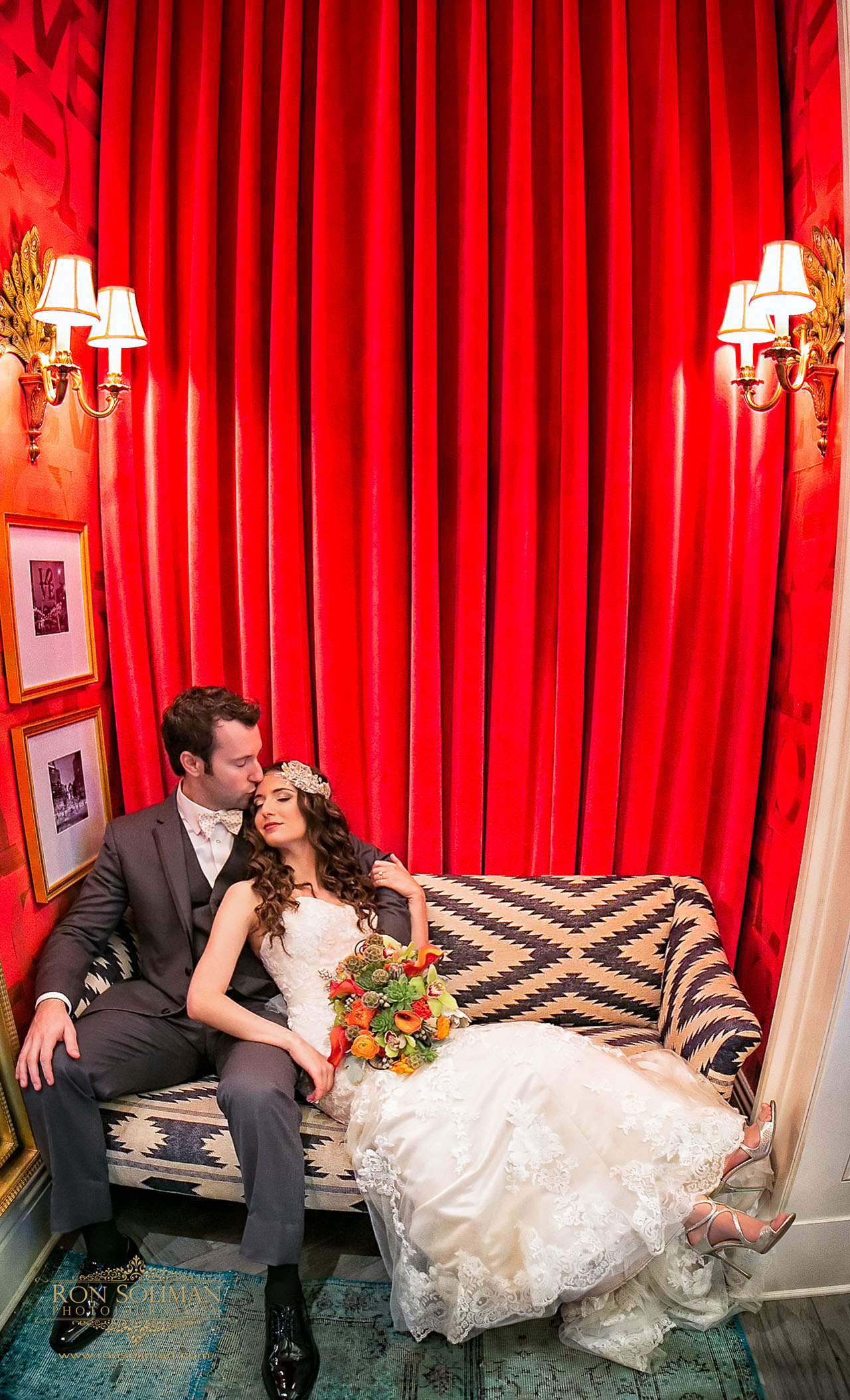 Hotel Monaco Philadelphia wedding photos