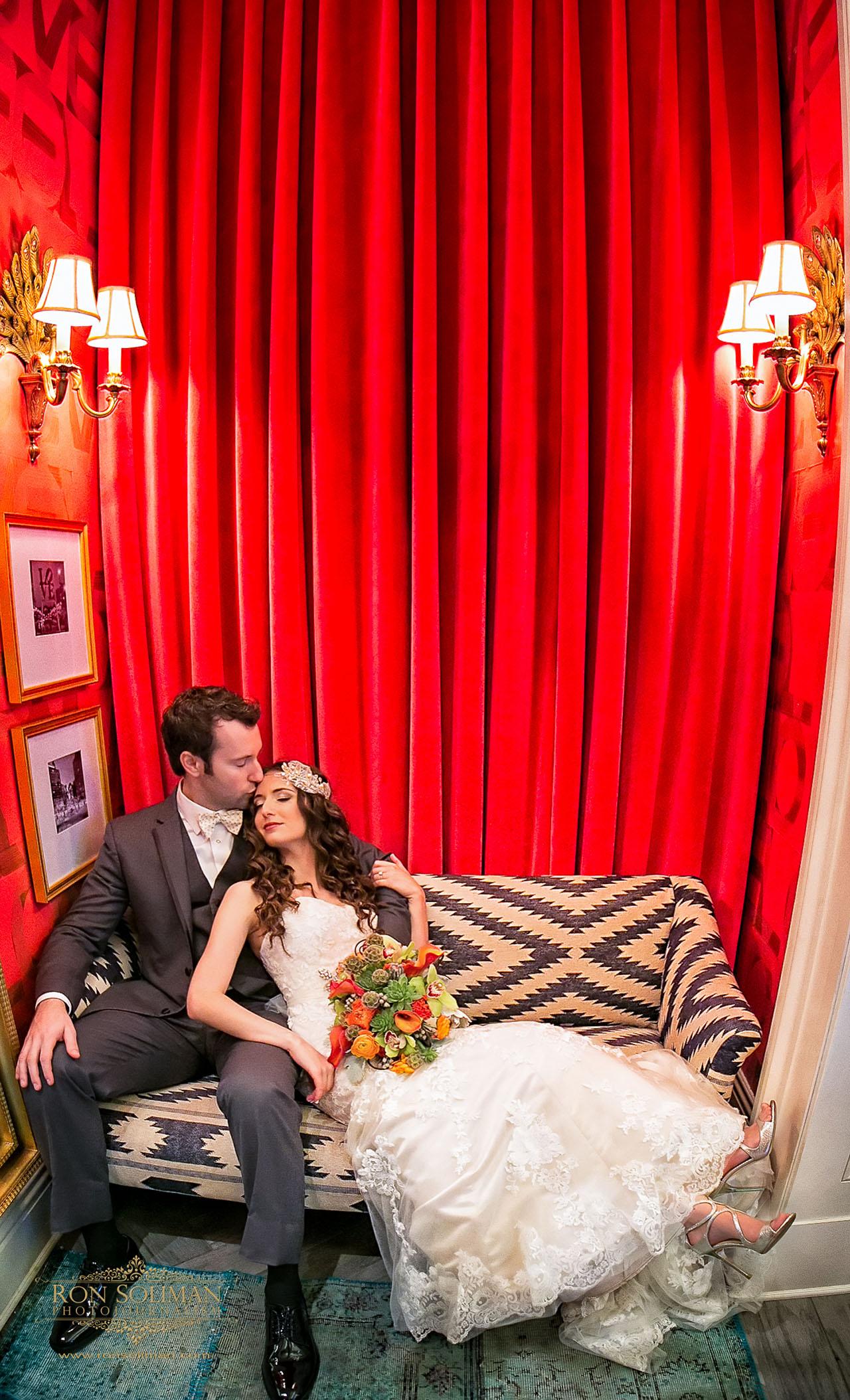 Hotel Monaco Philadelphia wedding photos