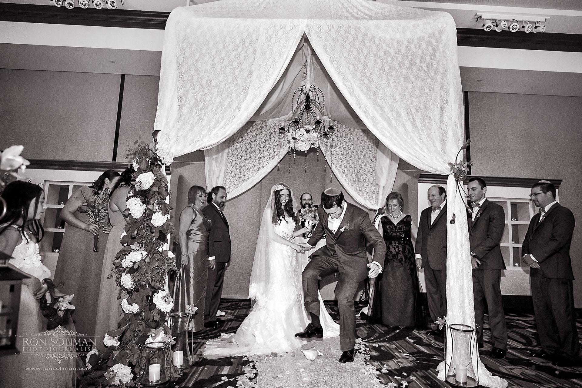 JEWISH WEDDING AT VIE