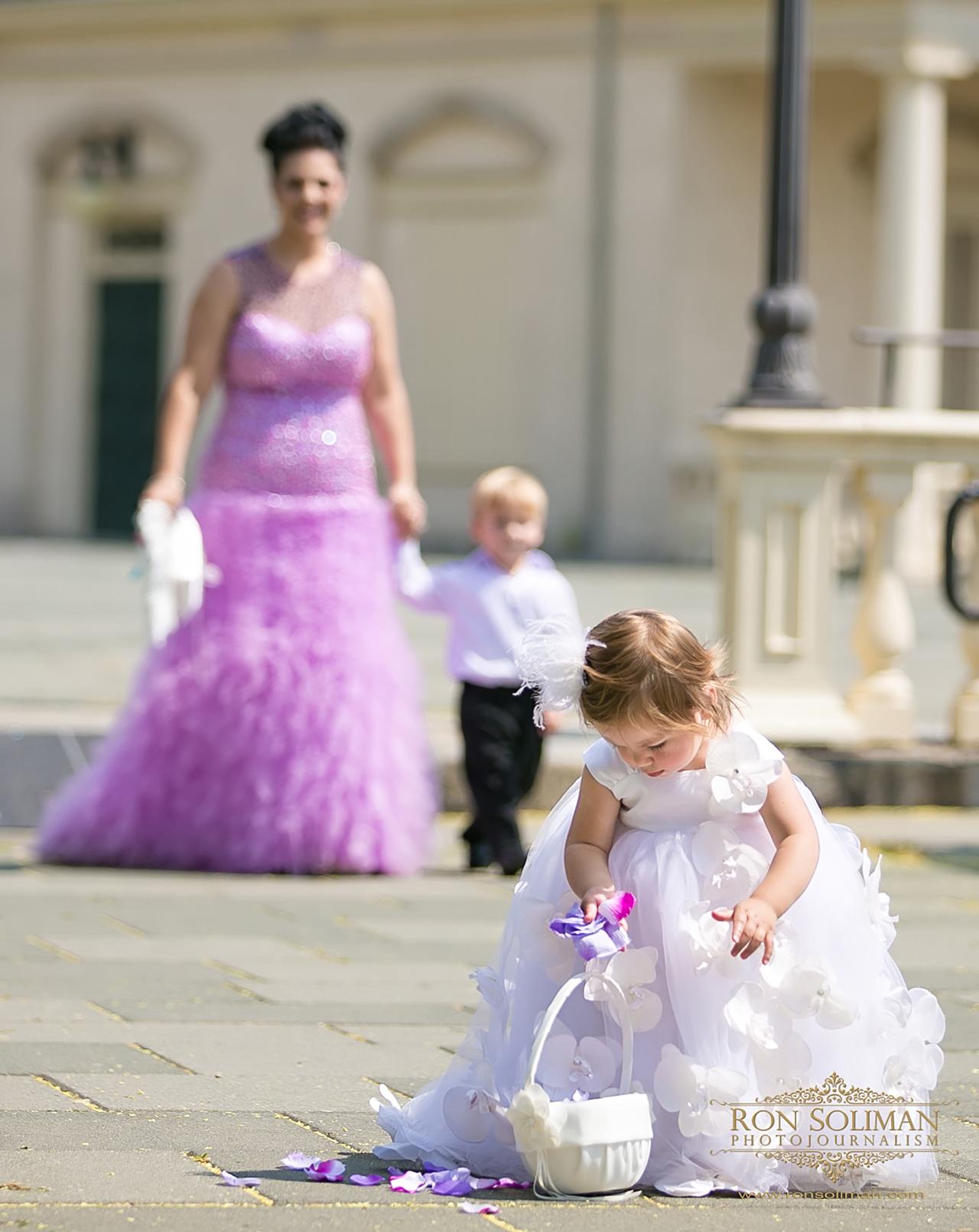 Philadelphia Waterworks wedding photo
