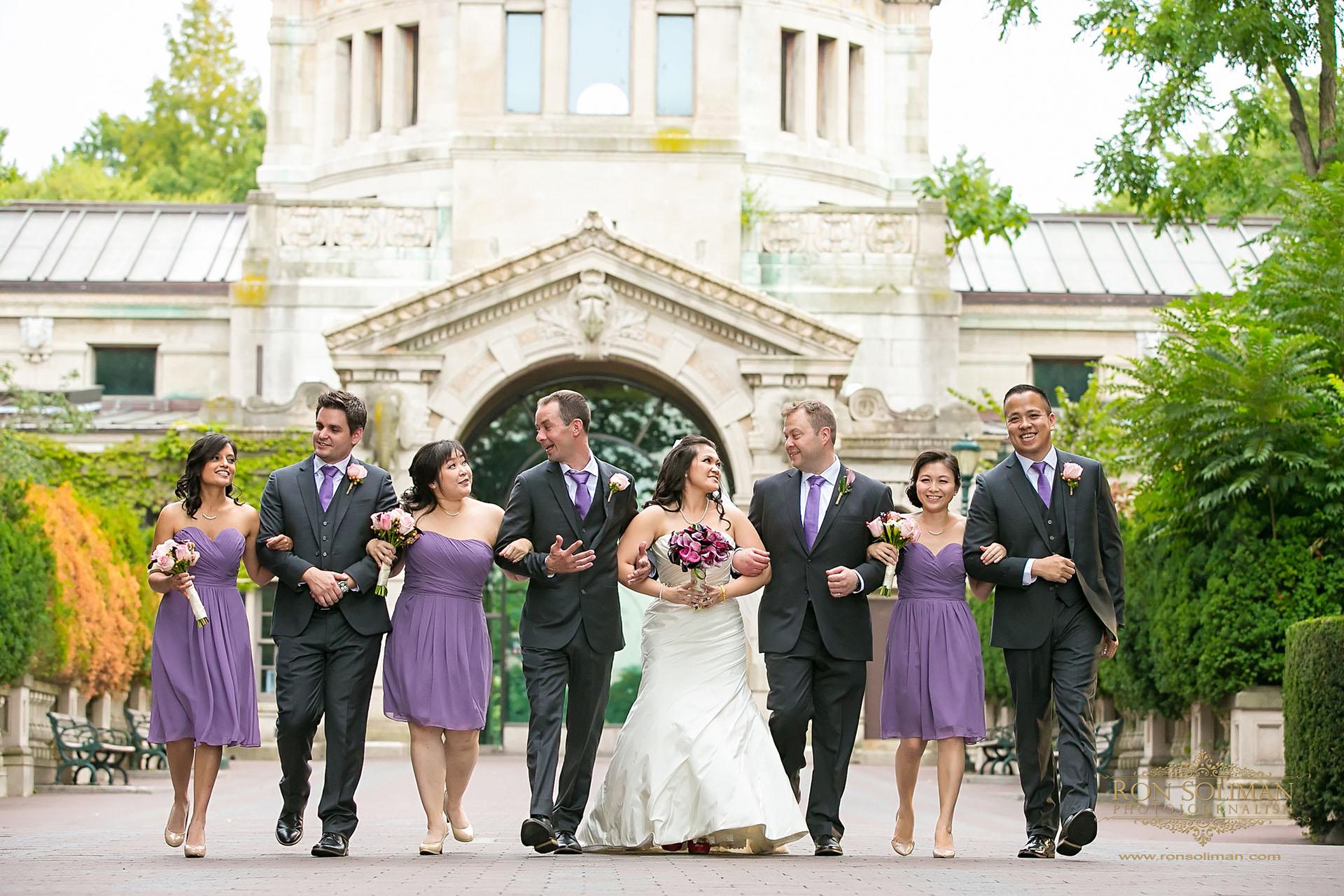 bronx zoo wedding 19