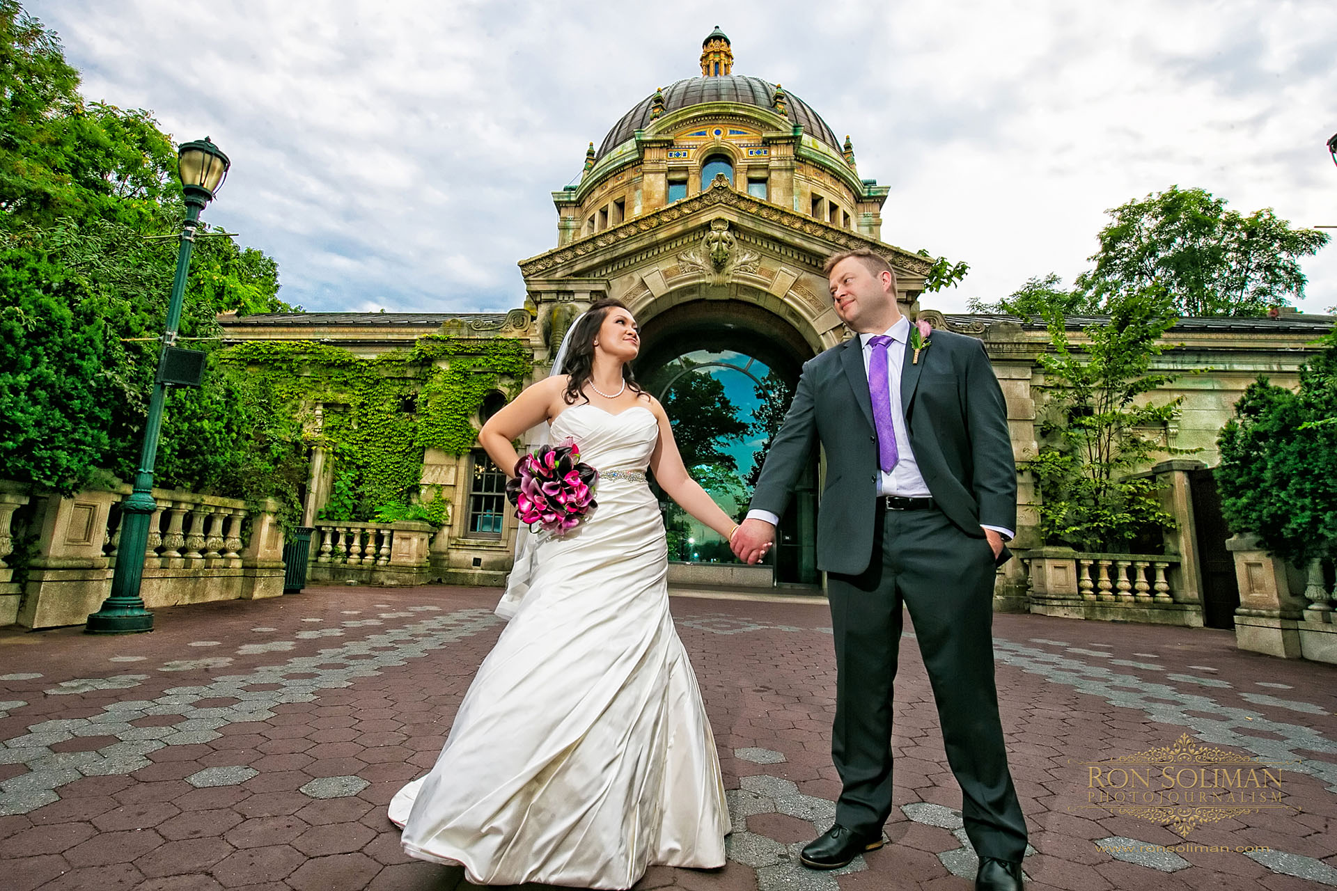 bronx zoo wedding 21