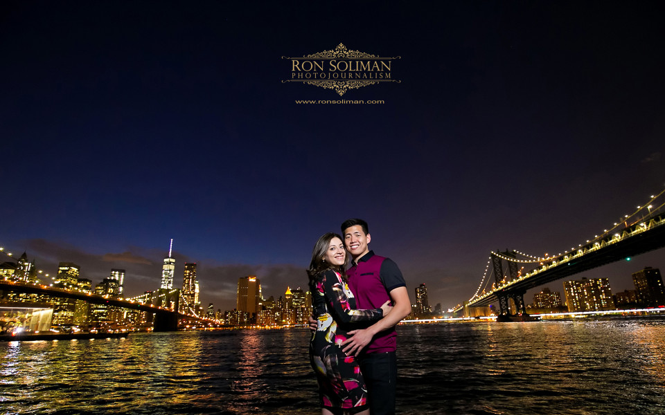Brooklyn Bridge Engagement photos