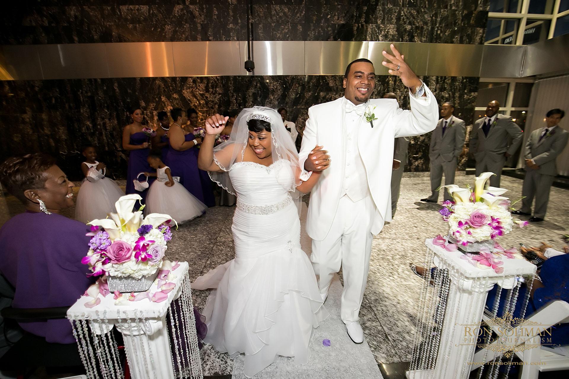 METROPOLITAN ROOM WEDDING 16