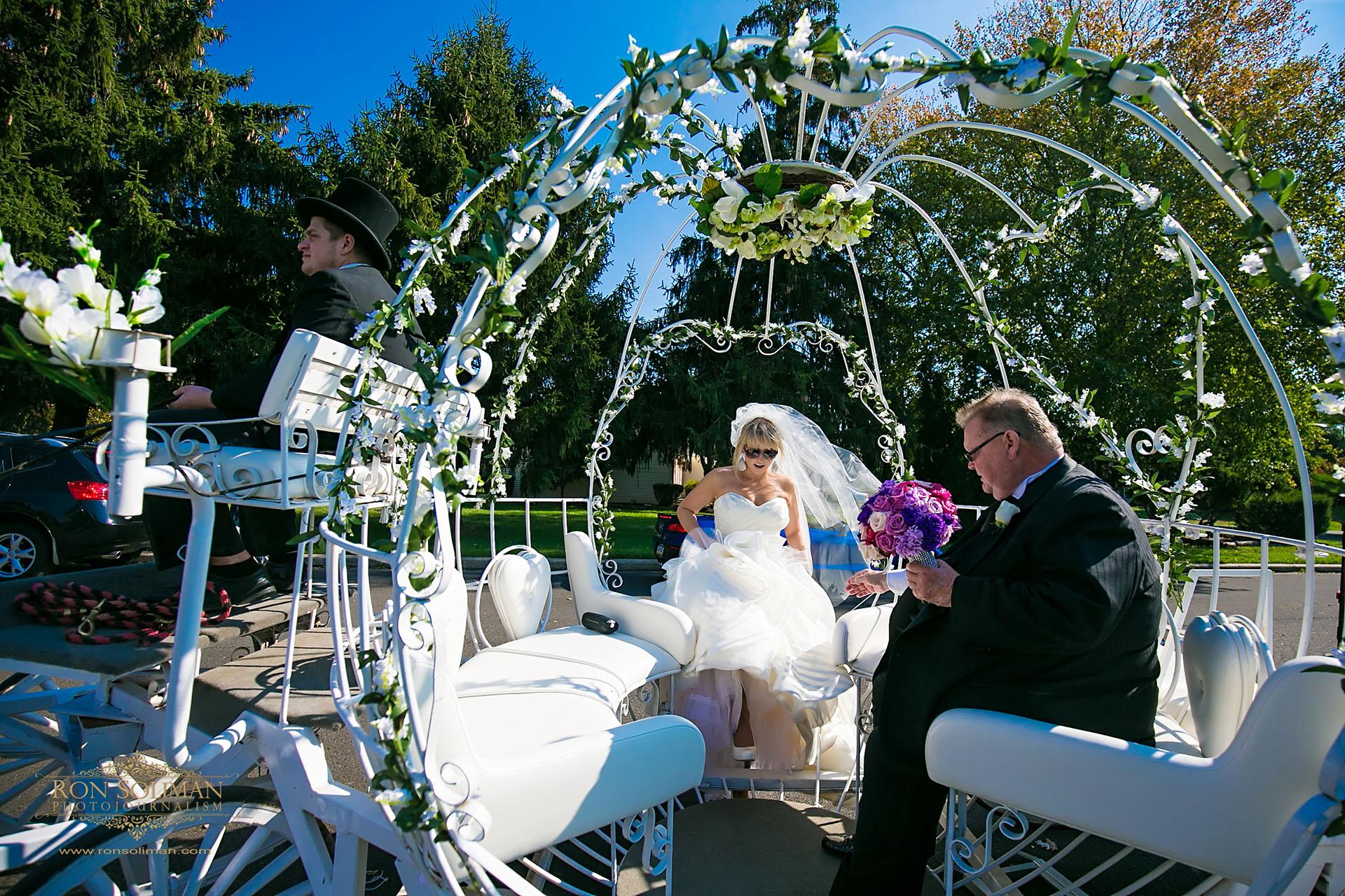 Pearl S. Buck Estate Wedding