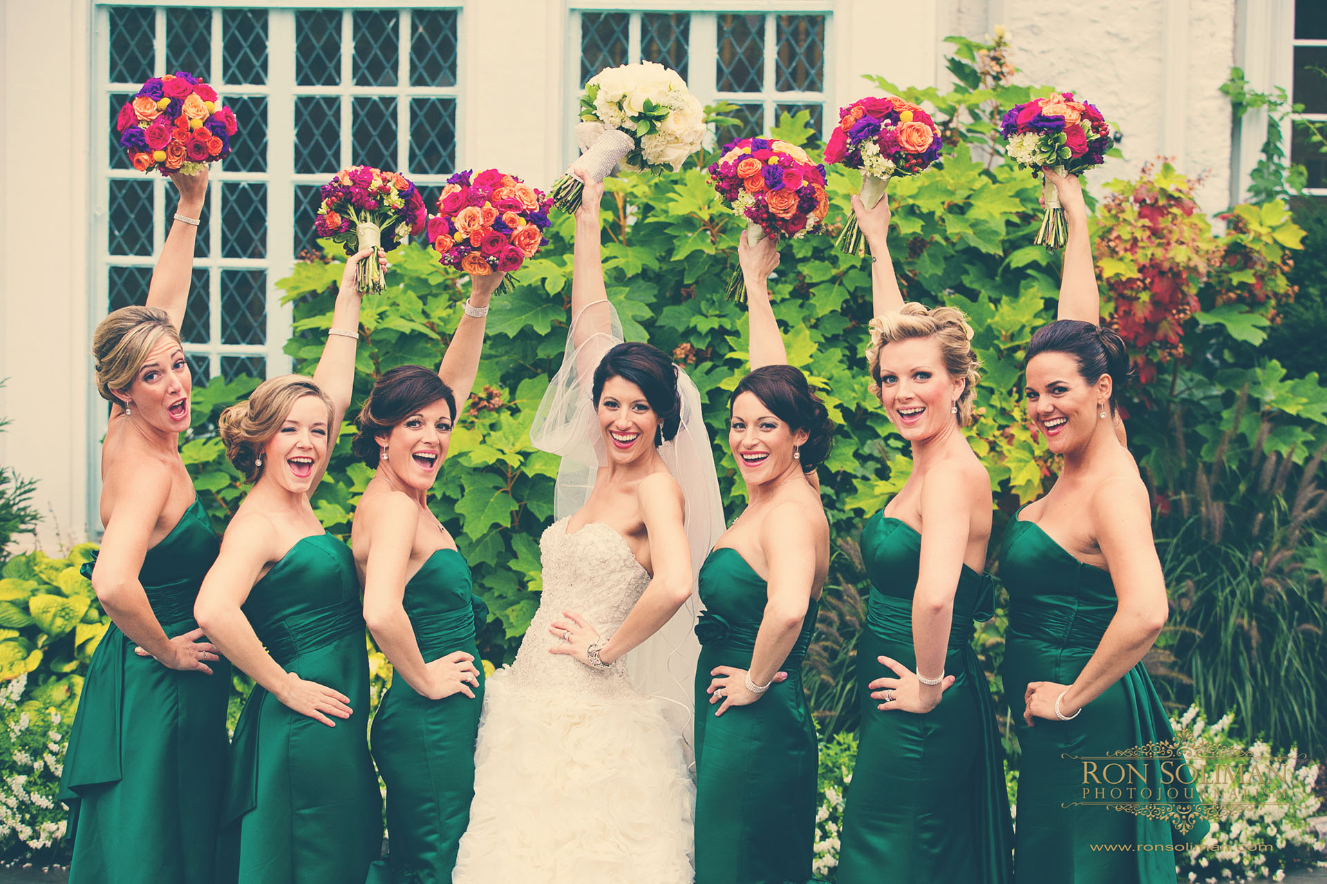 Radnor Valley Country Club wedding