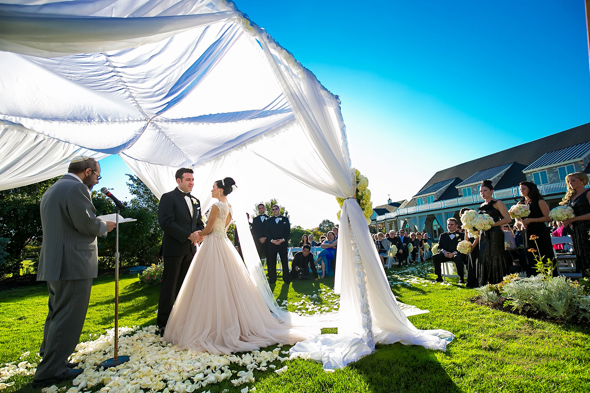 Skytop Lodge wedding