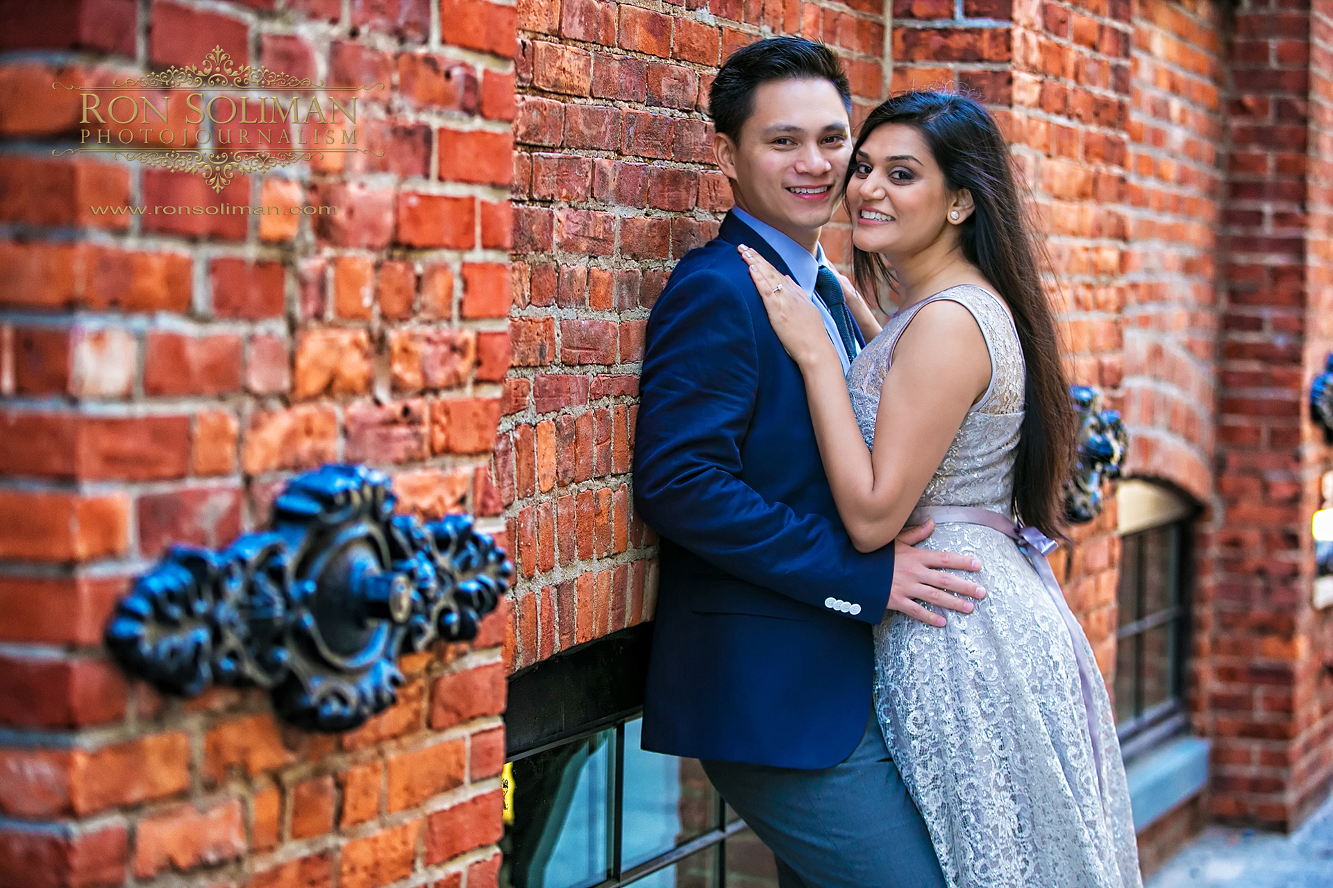 BATTERY GARDENS INDIAN WEDDING