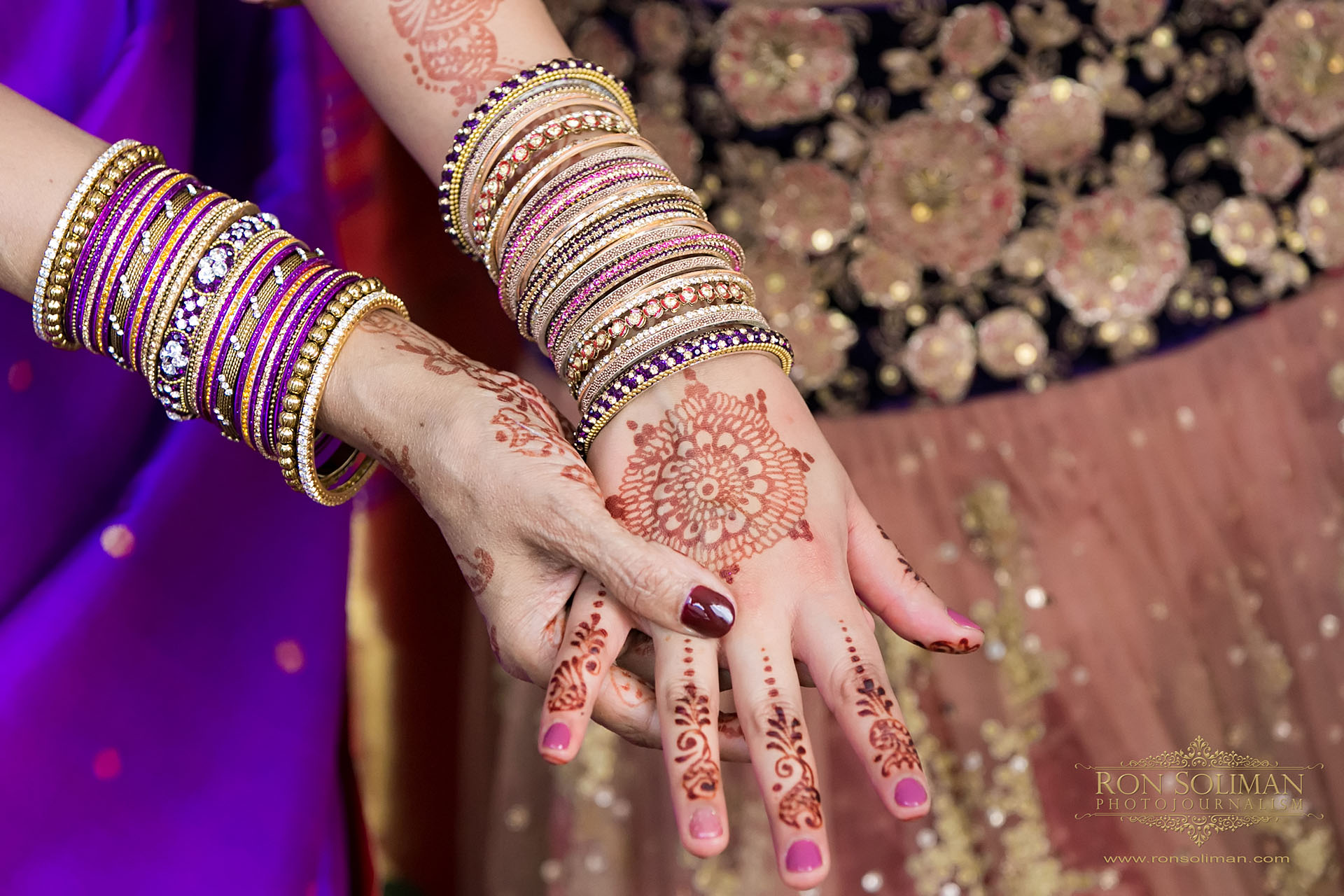 Indian wedding in New York
